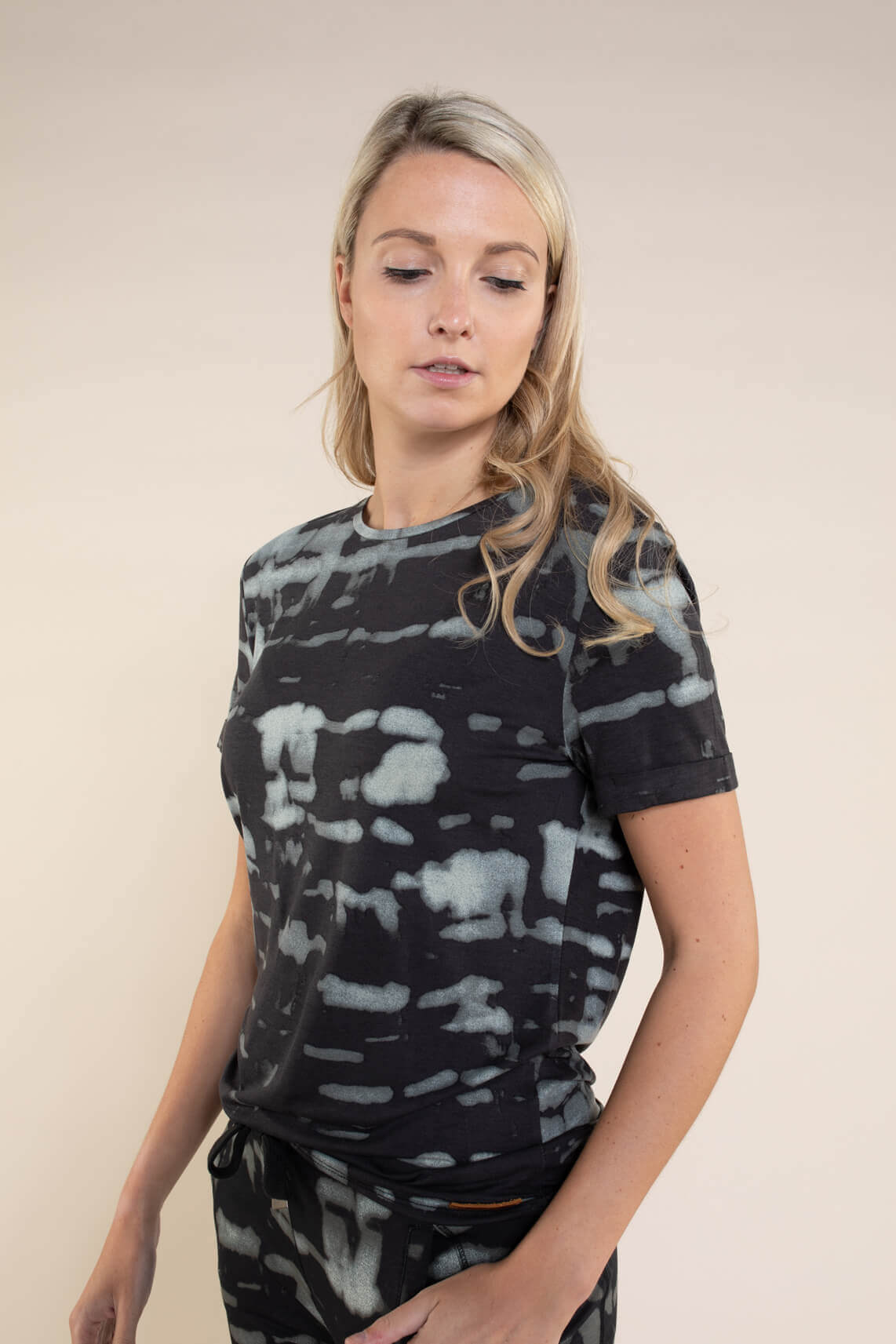 Moscow Dames Sabrina shirt groen