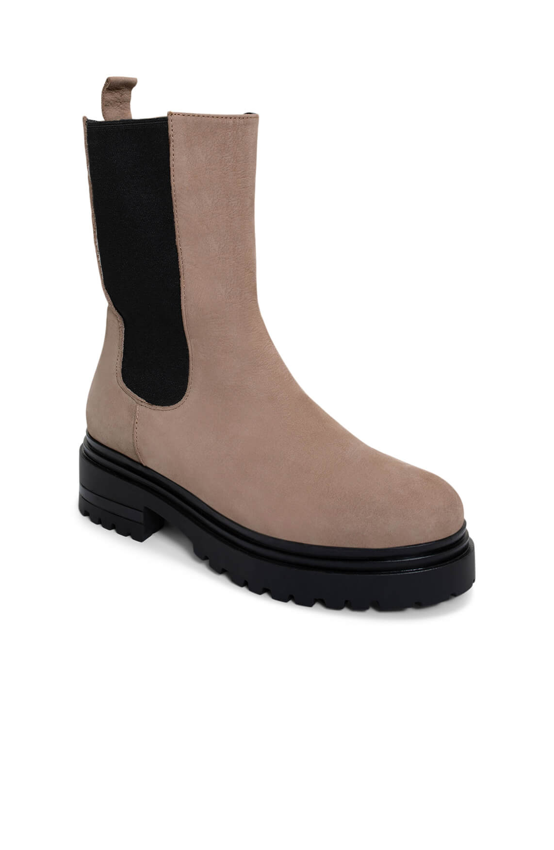 Deabused Dames Chelsea boot Bruin