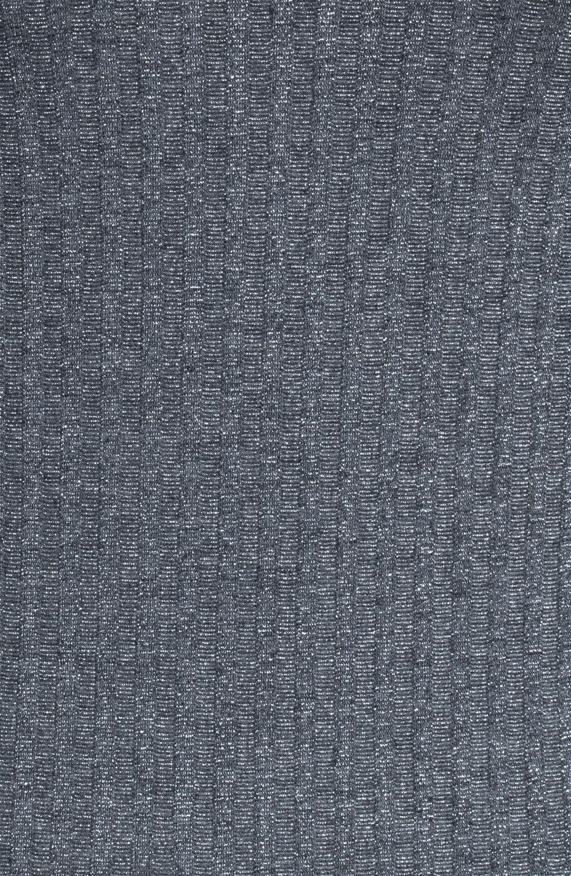 Anna Dames Shirt met glitter Grijs