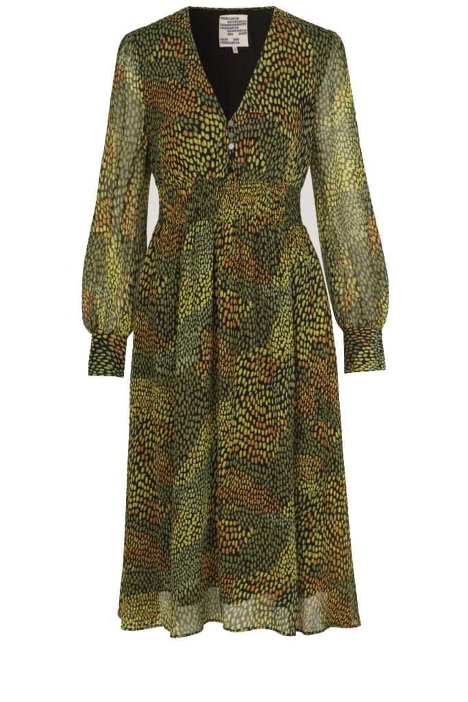 Baum und Pferdgarten Dames Akelly jurk groen