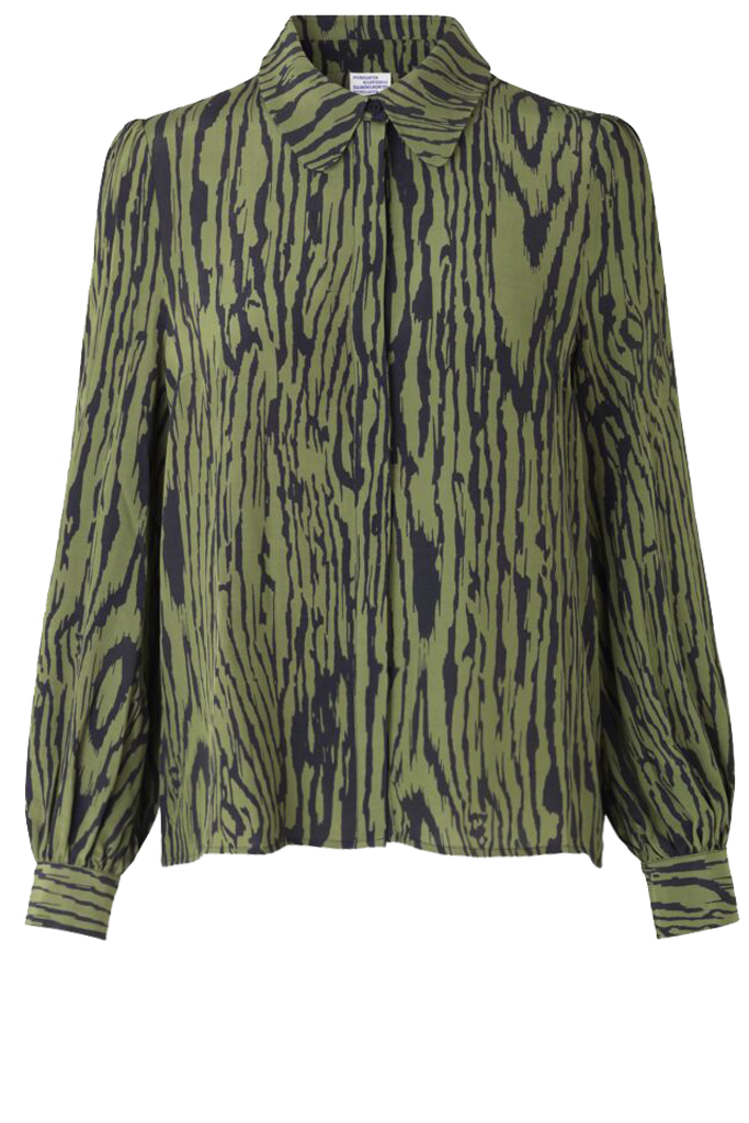 Baum und Pferdgarten Dames Mafalda blouse groen
