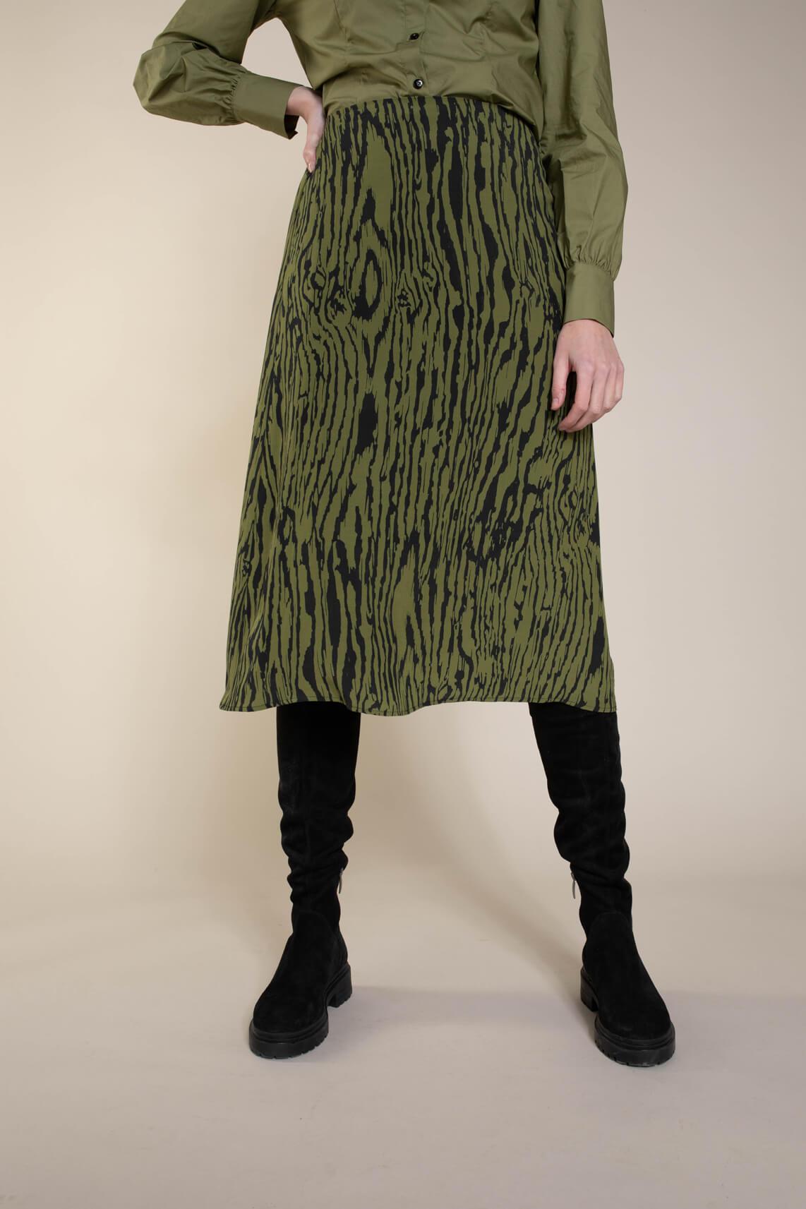 Baum und Pferdgarten Dames Siah rok groen