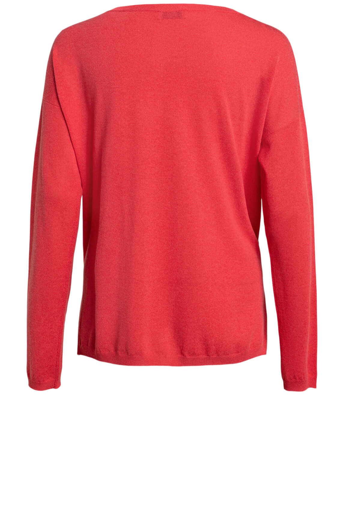 Anna Dames Pullover Rood