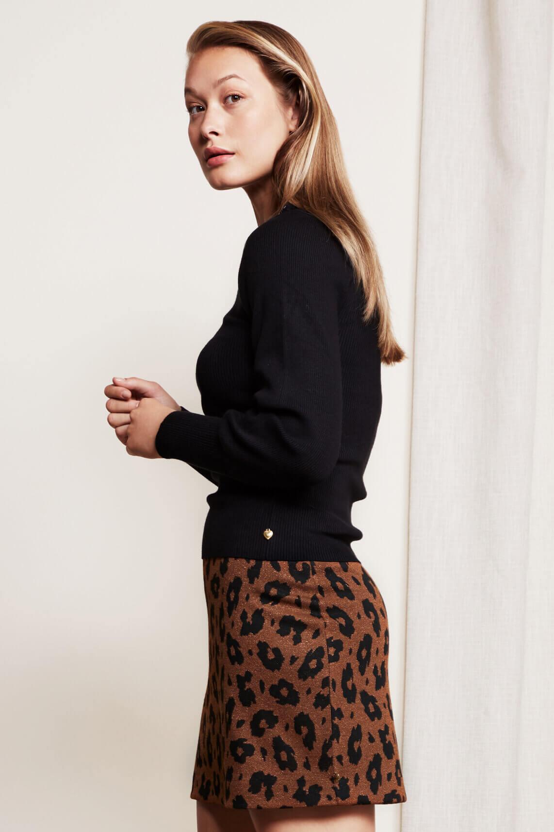 Fabienne Chapot Dames Molly pullover zwart
