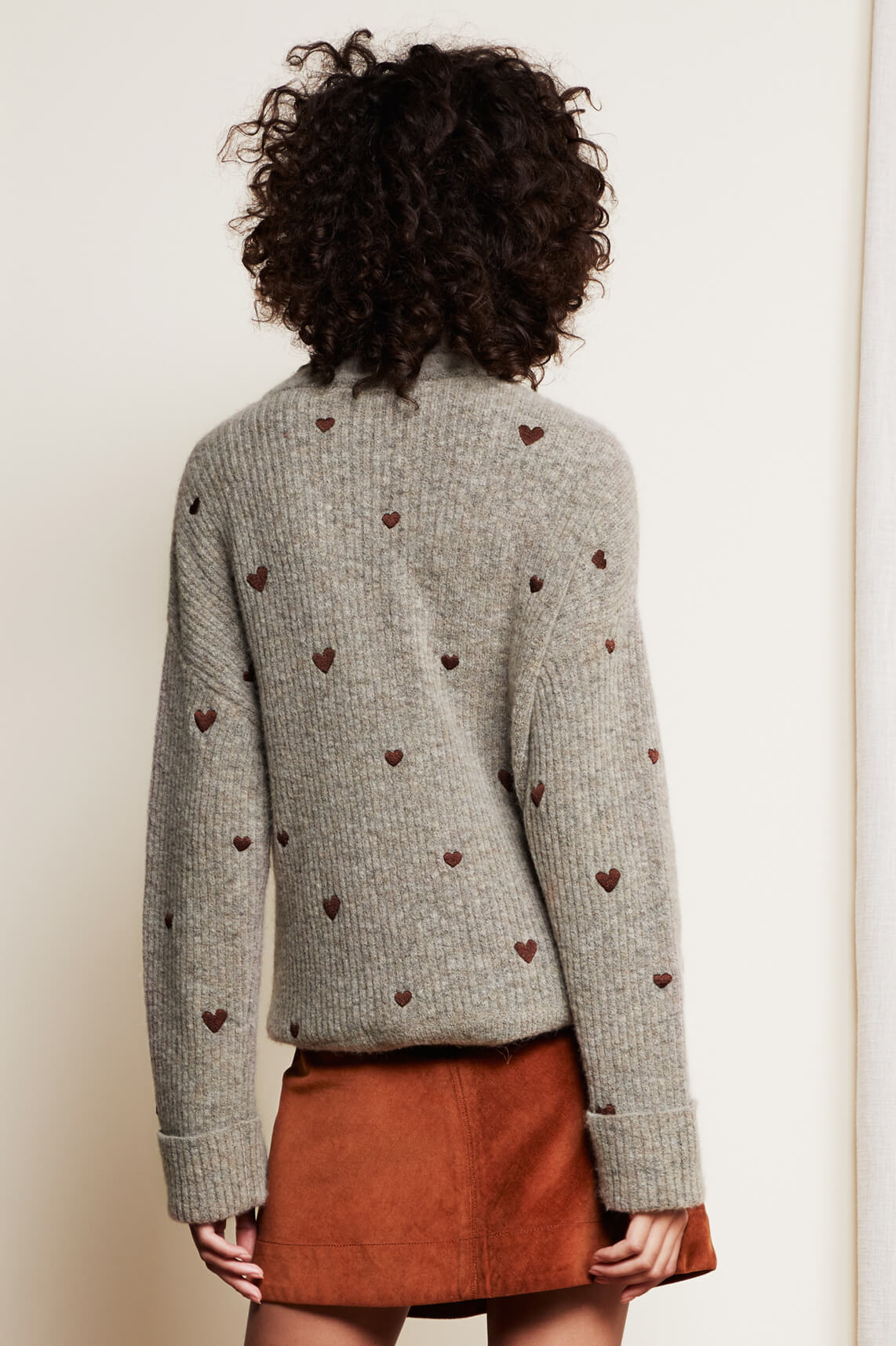 Fabienne Chapot Dames Olivia pullover Bruin