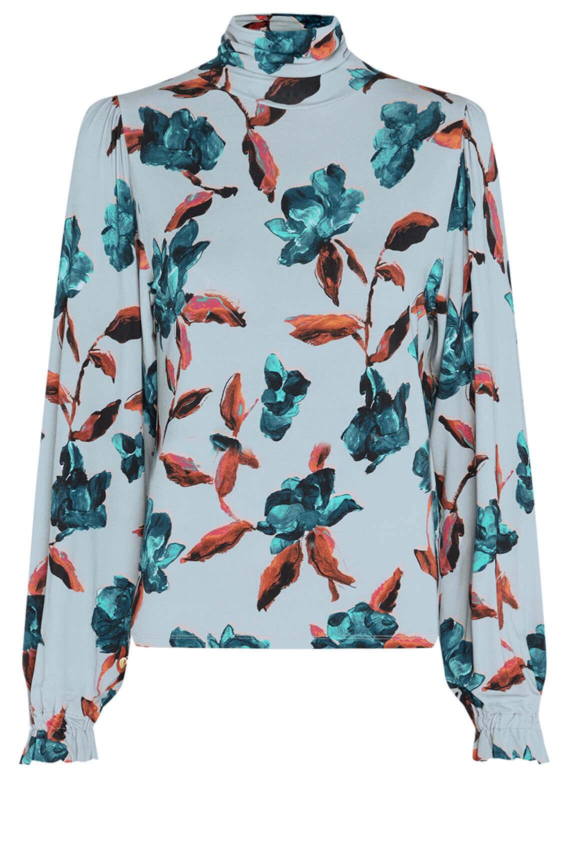 Fabienne Chapot Dames Billy blouseshirt Blauw
