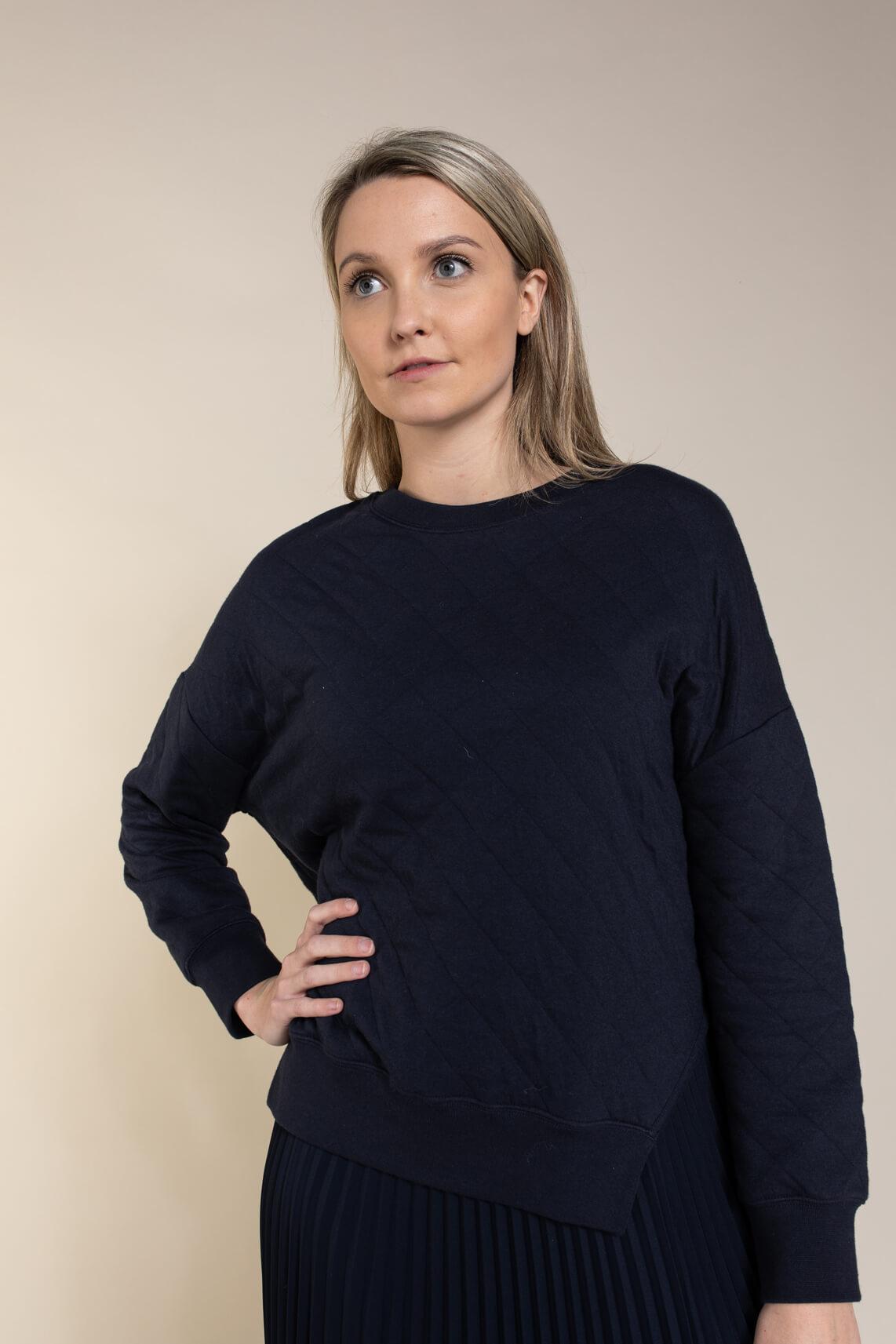 Closed Dames Sweater Blauw