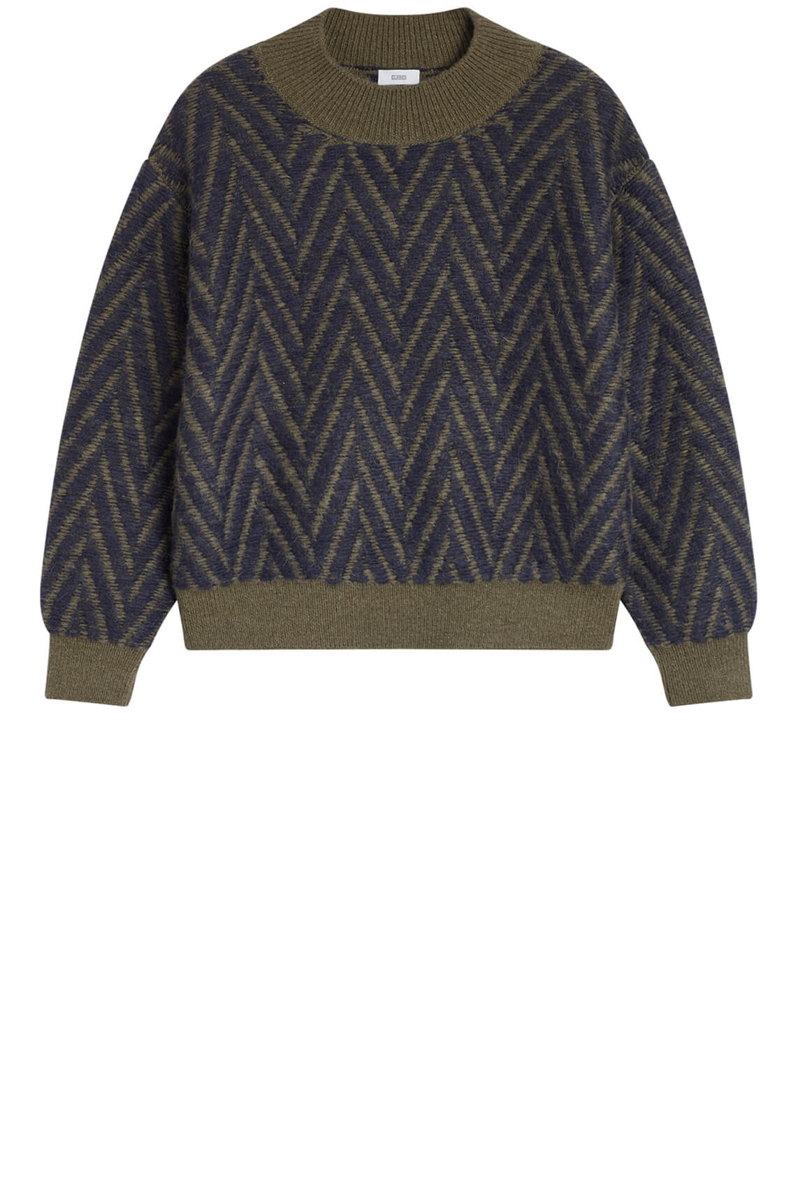 Closed Dames Pullover groen