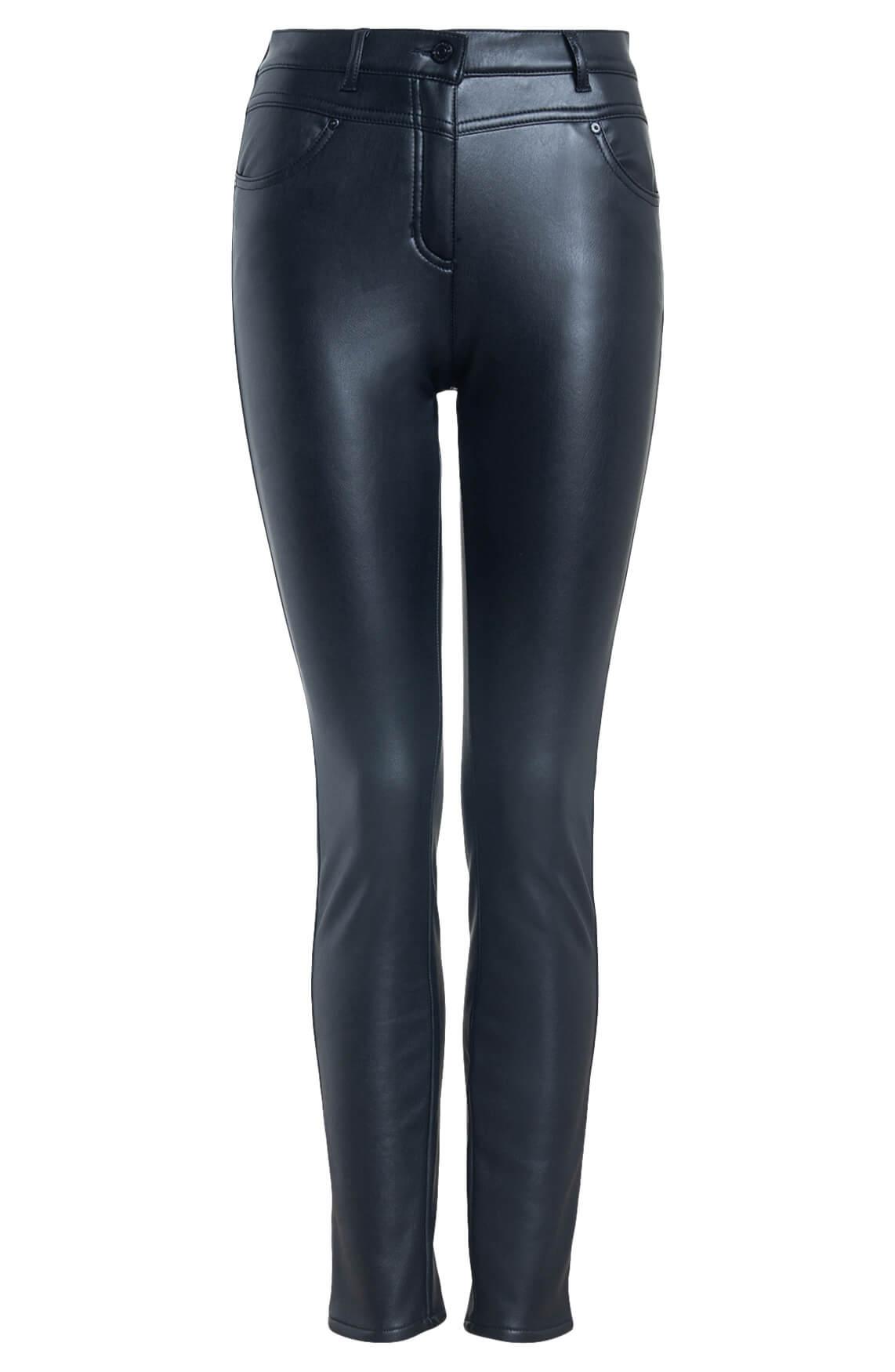 Rosner Dames L30 Antonia skinny zwart
