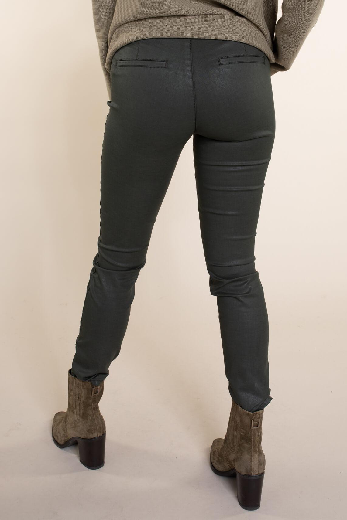 Rosner Dames L30 Antonia gecoate broek zwart