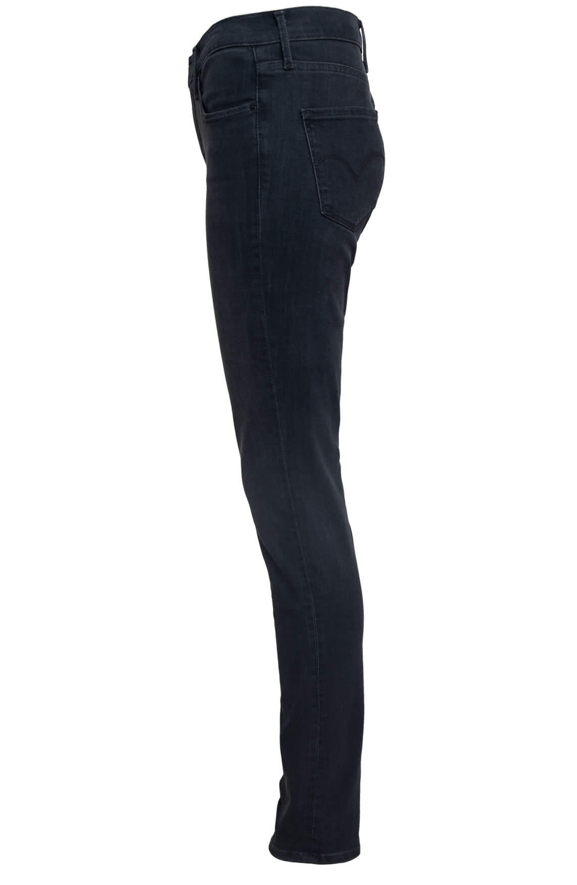 Levi s Dames 311 L32 shaping skinny jeans Grijs