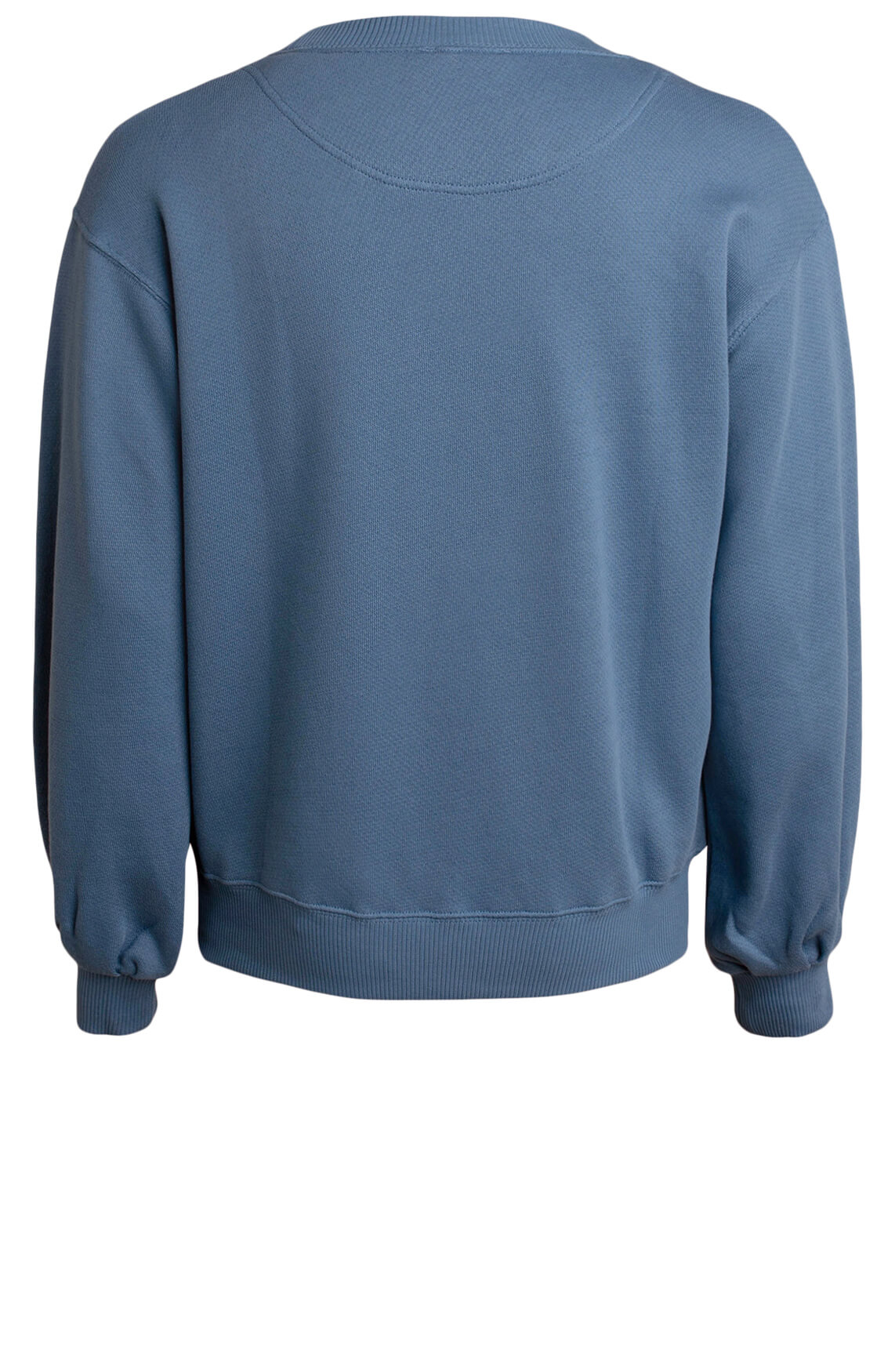 Anna Dames Oversized sweater Blauw