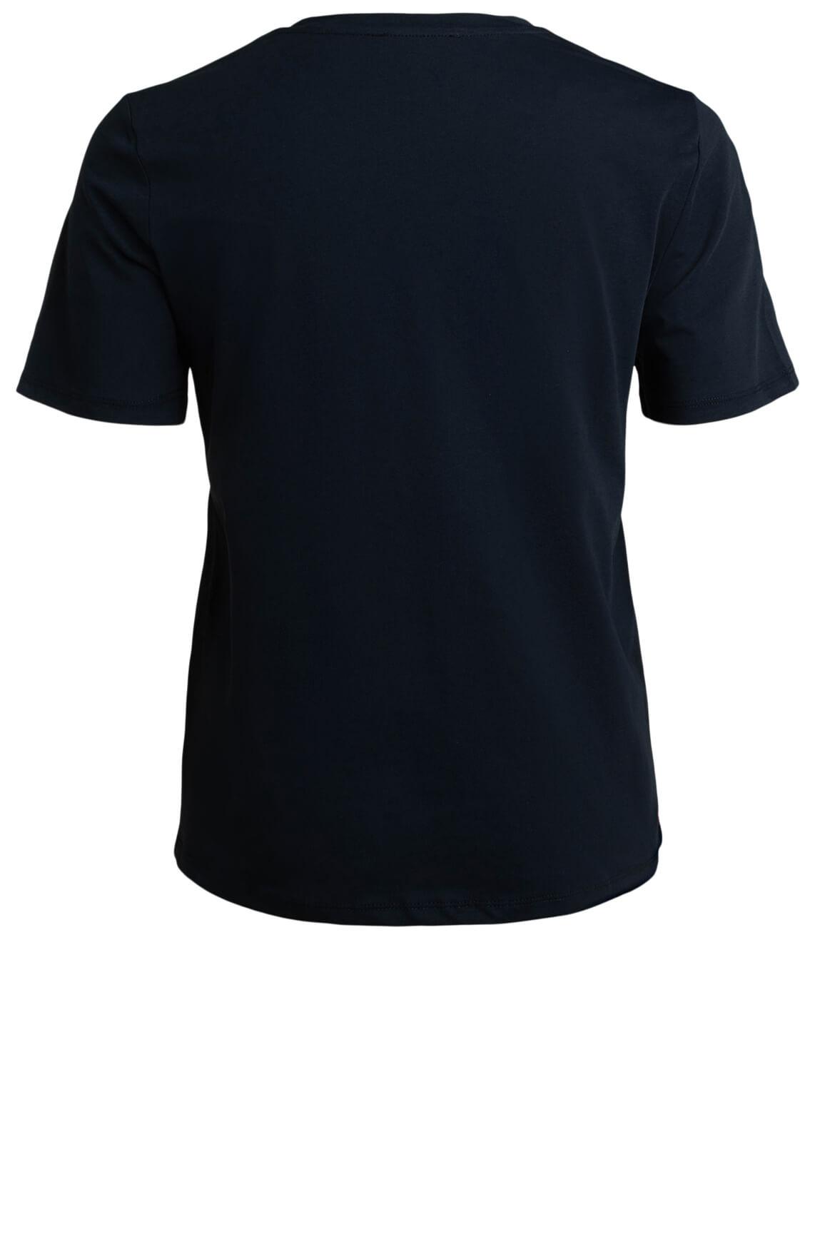 Anna Blue Dames Shirt