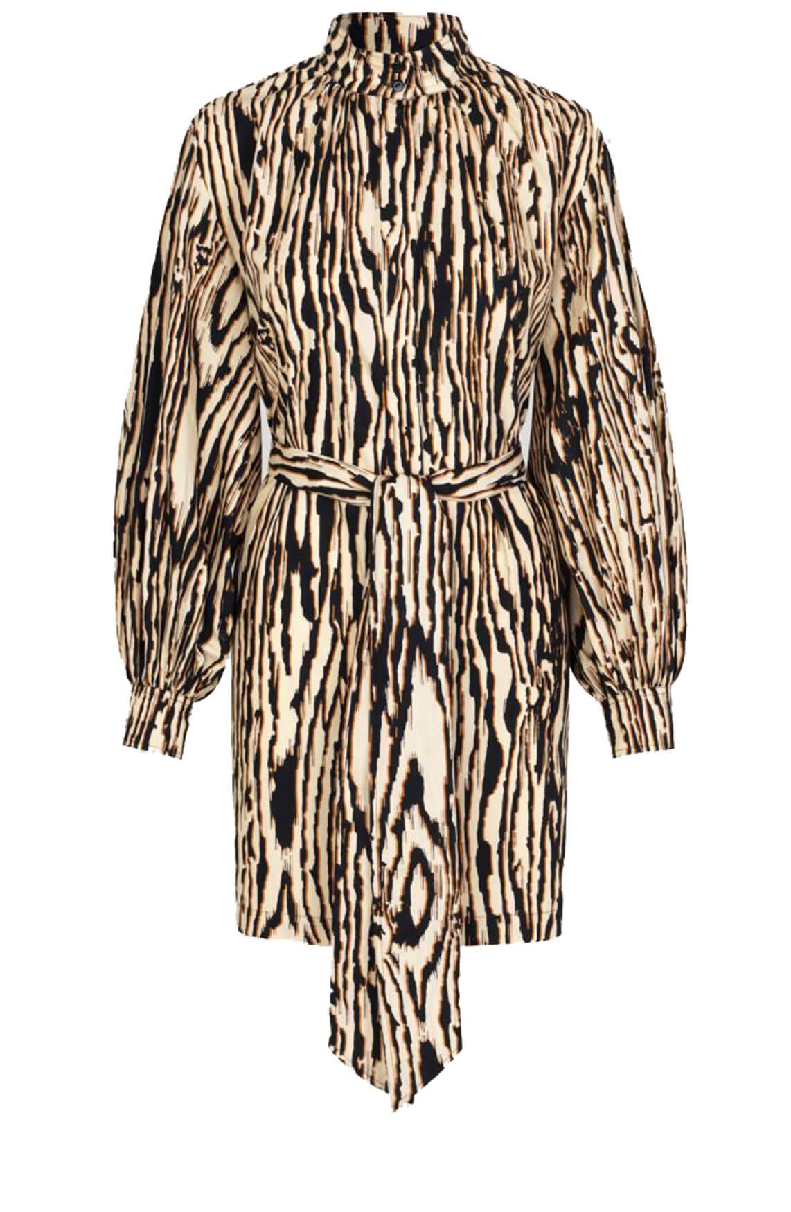 Baum und Pferdgarten Dames Apoline jurk Bruin