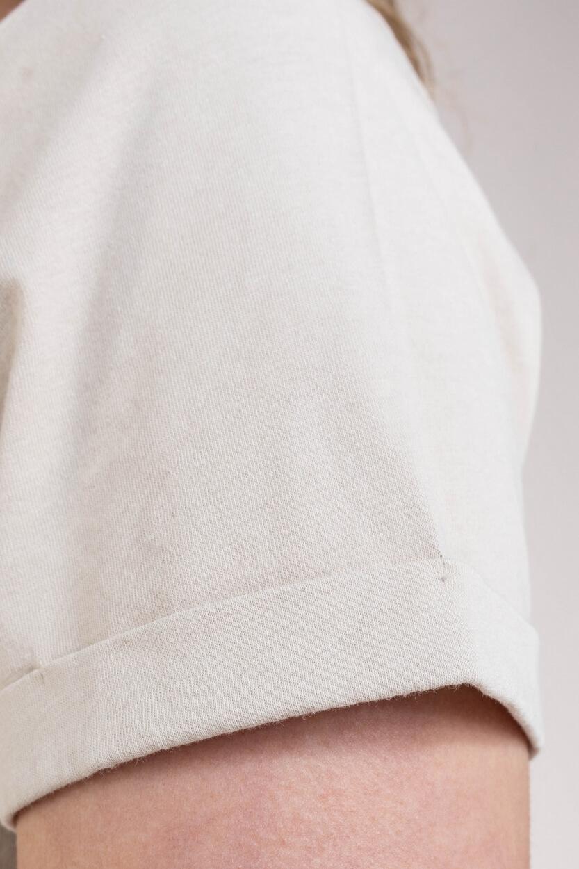 Anna Dames Shirt PWRWMN Bruin