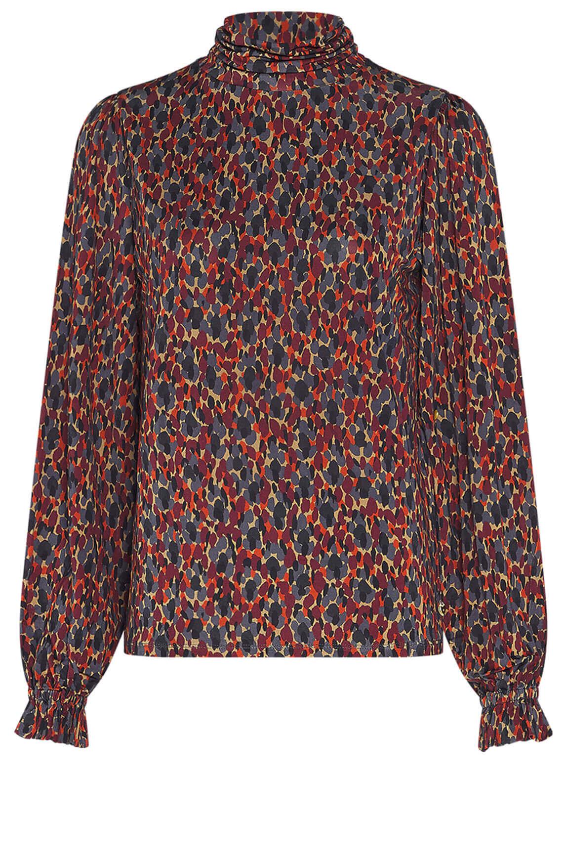 Fabienne Chapot Dames Billy blouseshirt Bruin