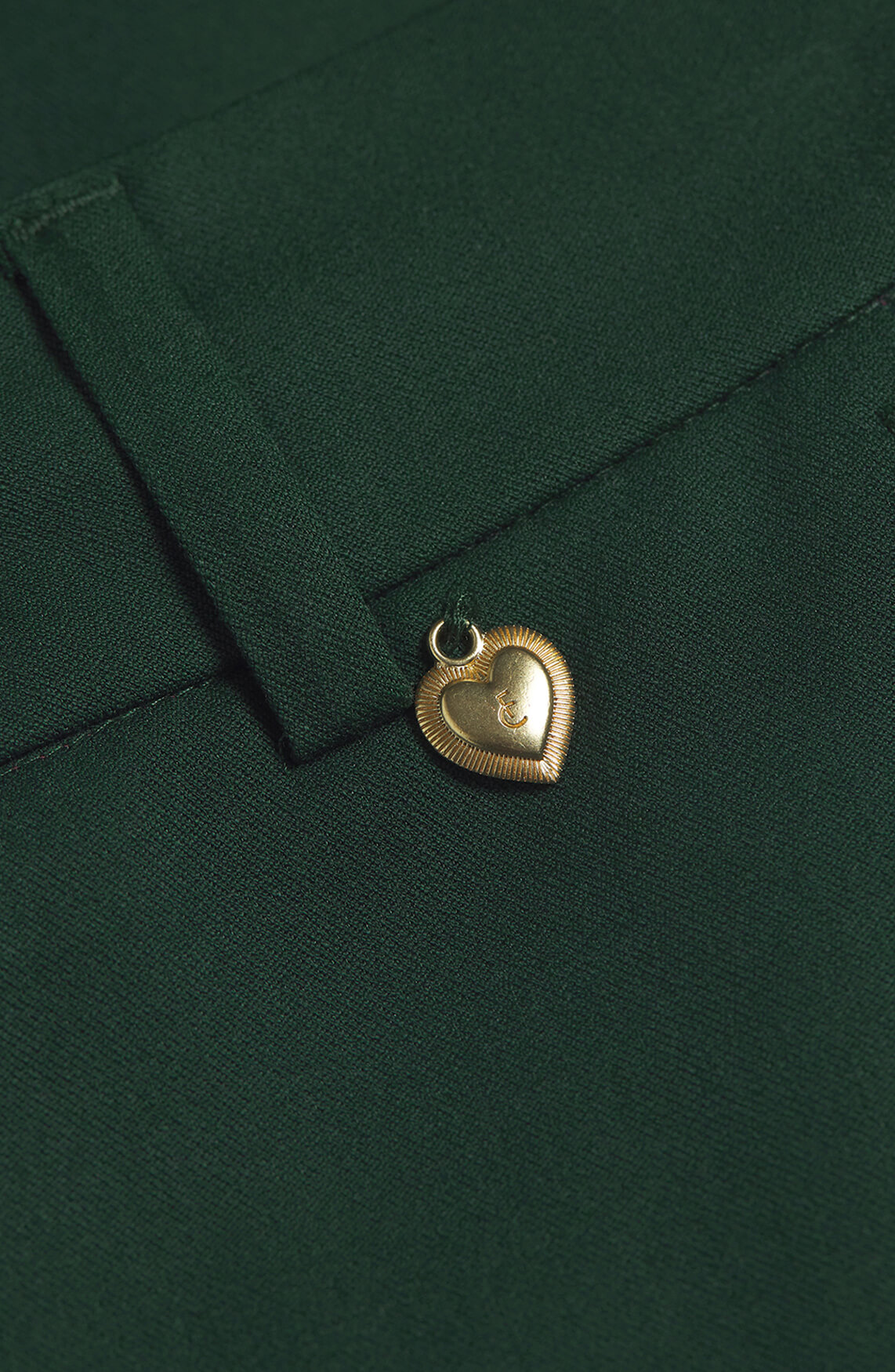 Fabienne Chapot Dames Hugo pantalon groen