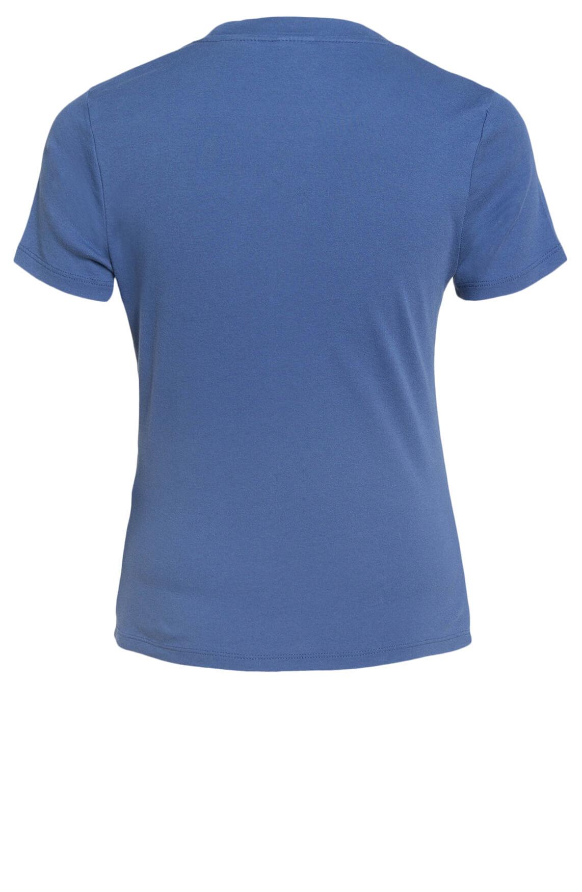 Levi s Dames T-shirt Blauw