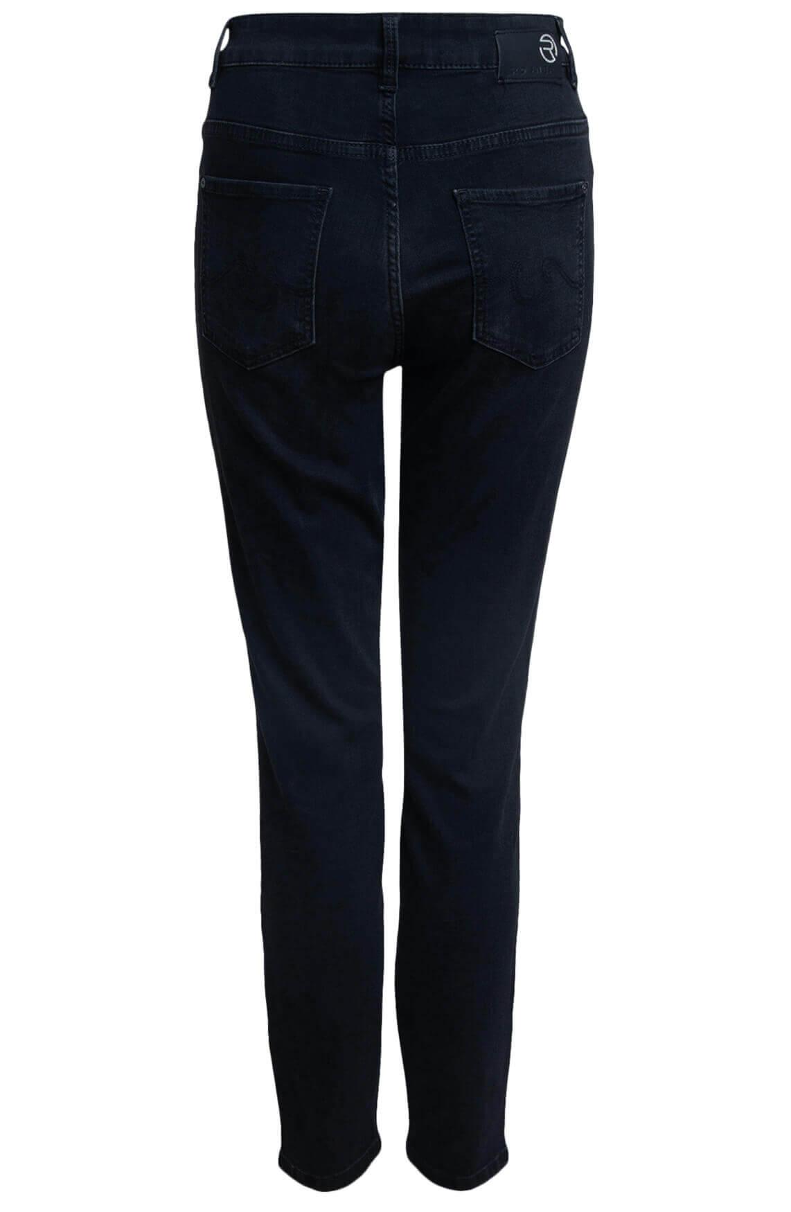 Rosner Dames L28 Audrey jeans met rits zwart