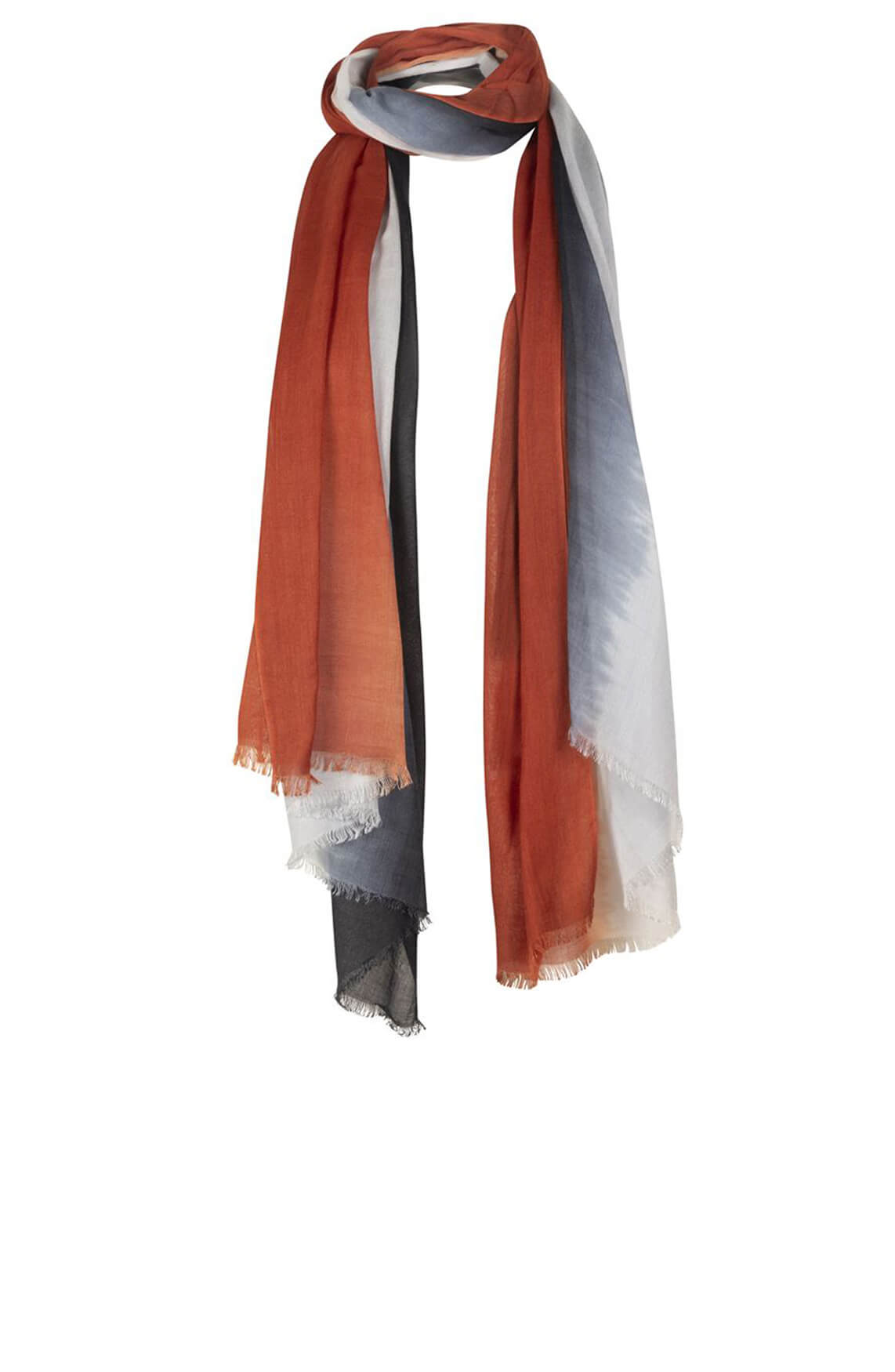 Kyra & Ko Dames Violette shawl Blauw