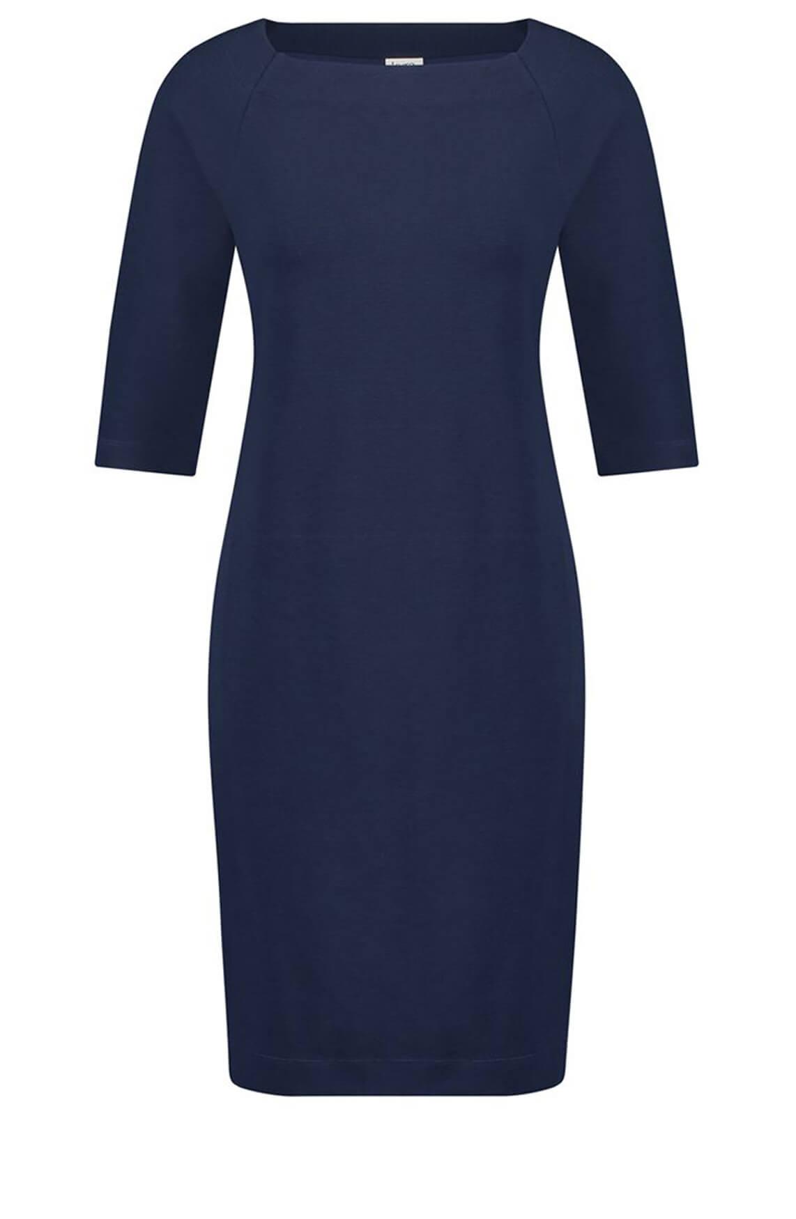 Kyra & Ko Dames Berry jurk Blauw