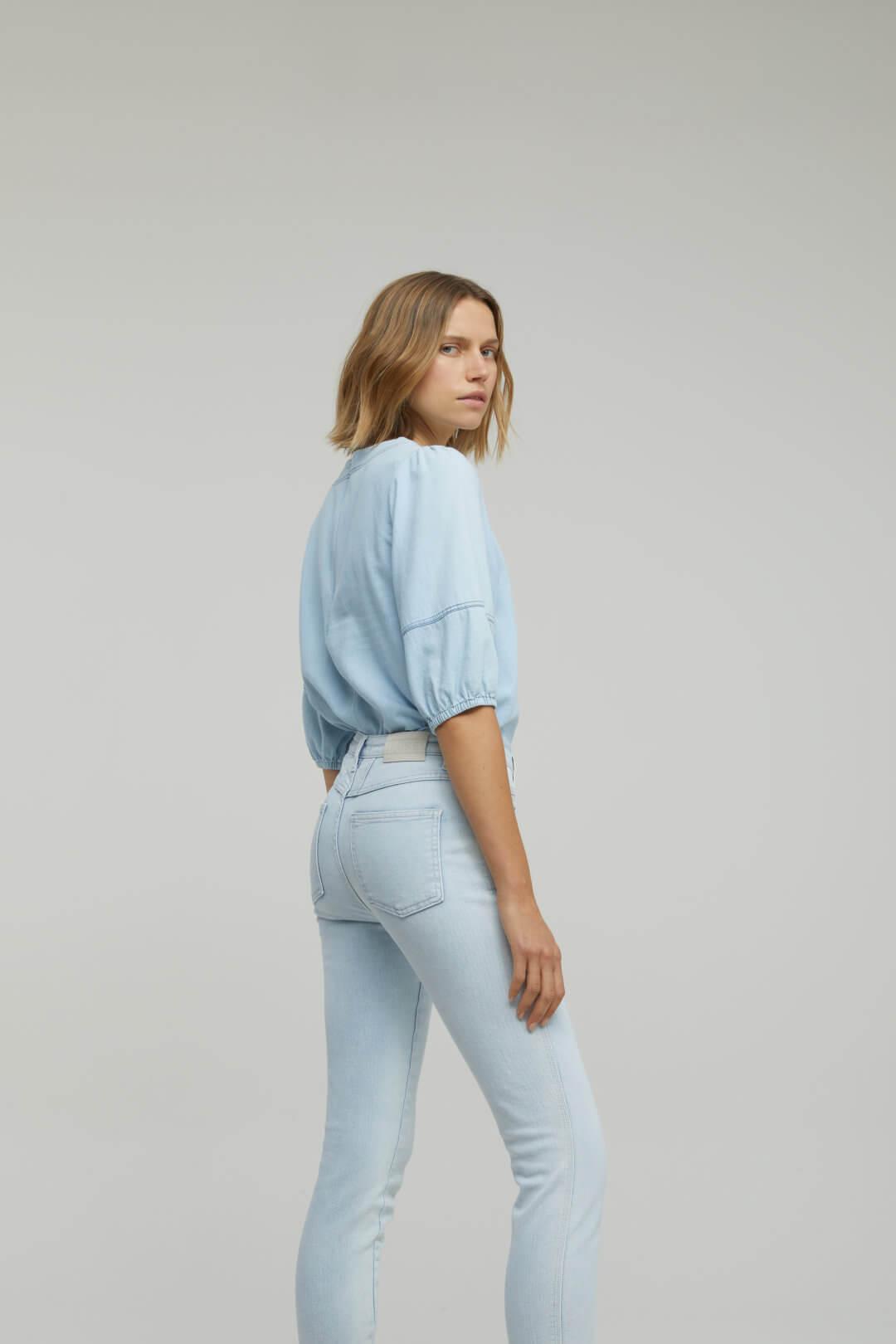 Closed Dames Lichte jeans Blauw