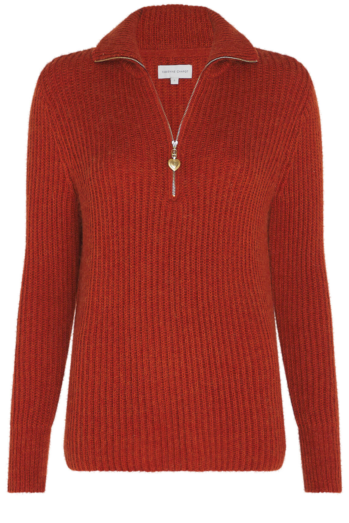 Fabienne Chapot Dames Isa pullover Rood