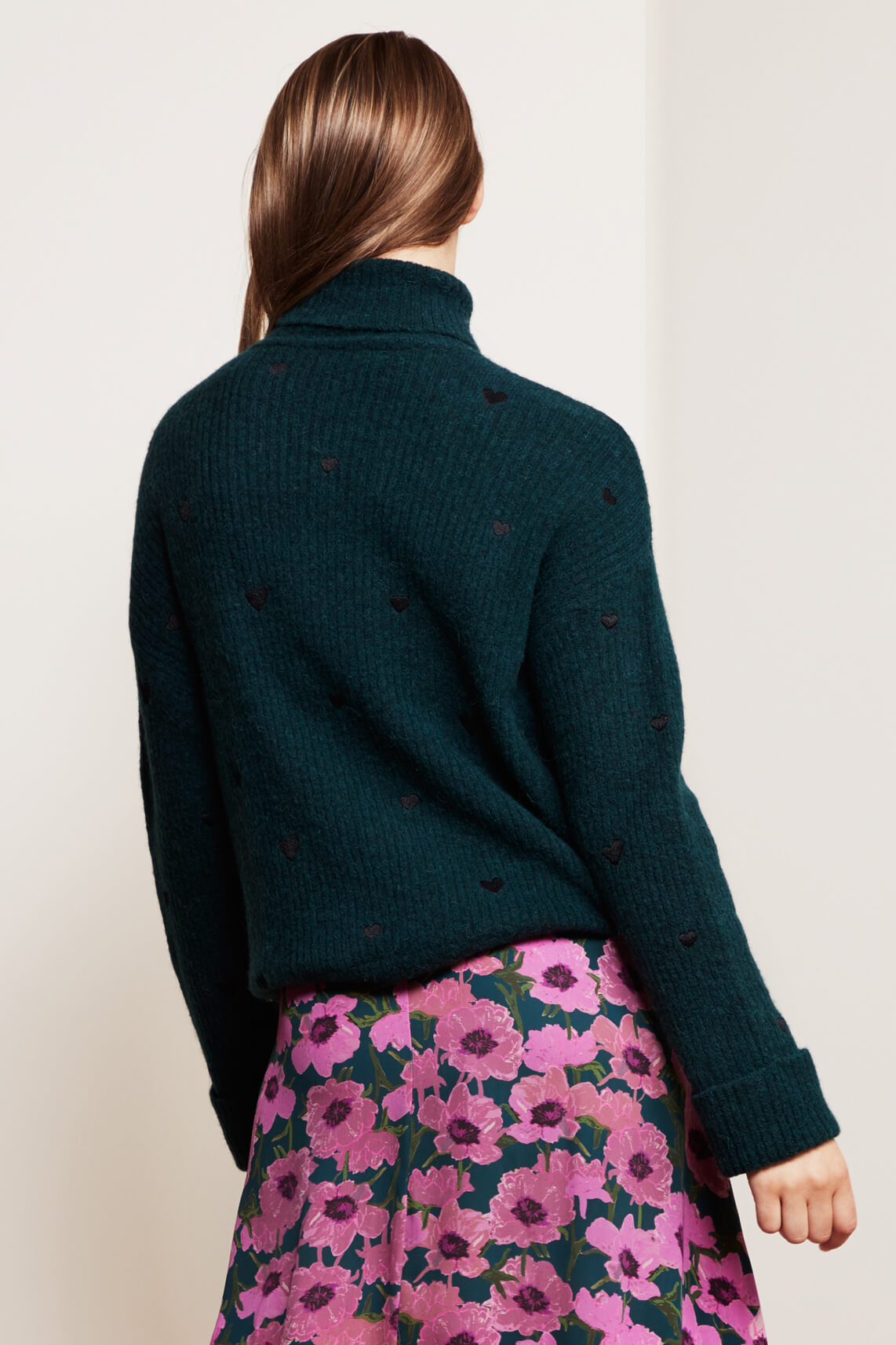 Fabienne Chapot Dames Olivia pullover groen
