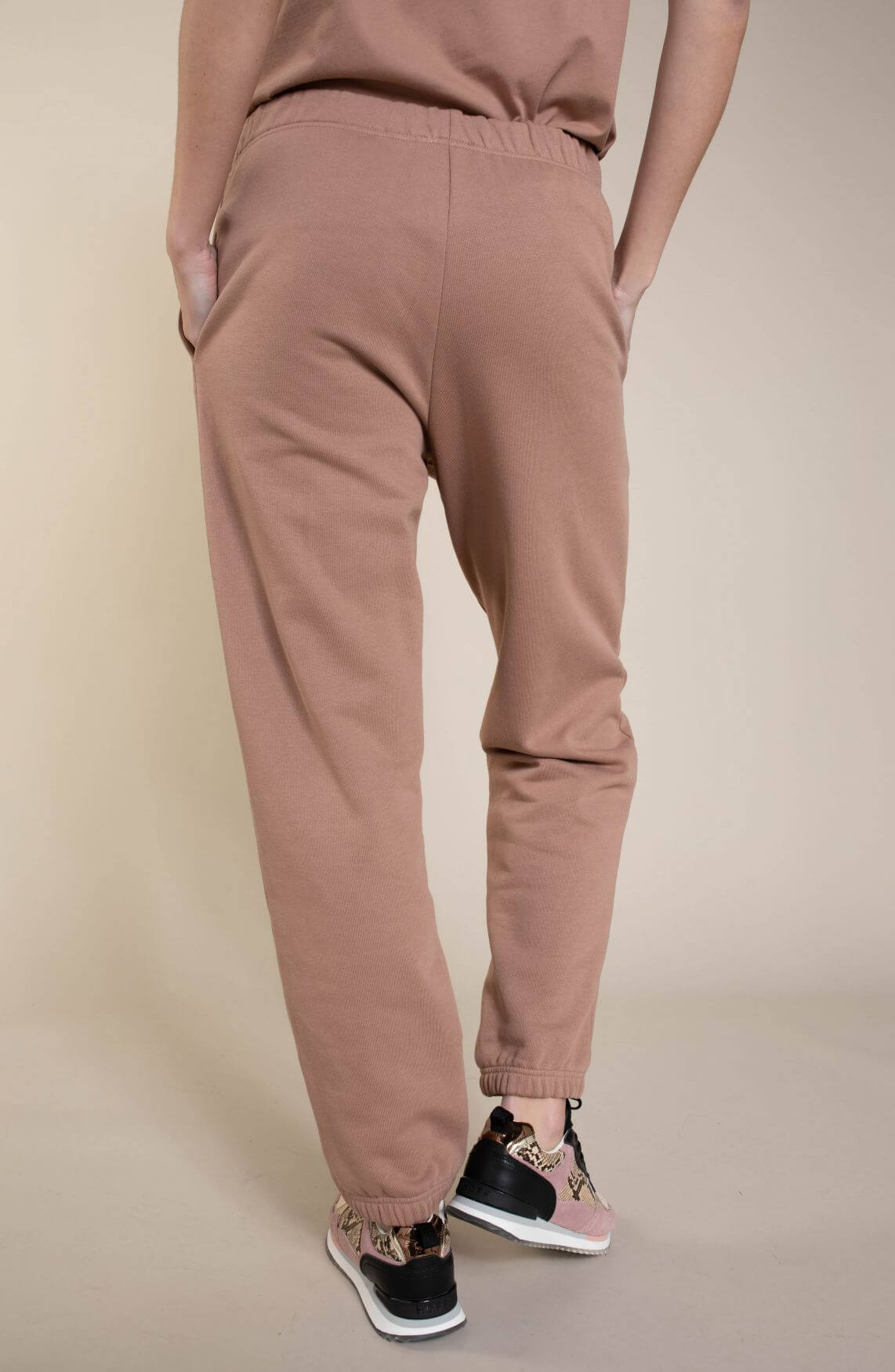 Baum und Pferdgarten Dames Jeantelle jogpantalon roze