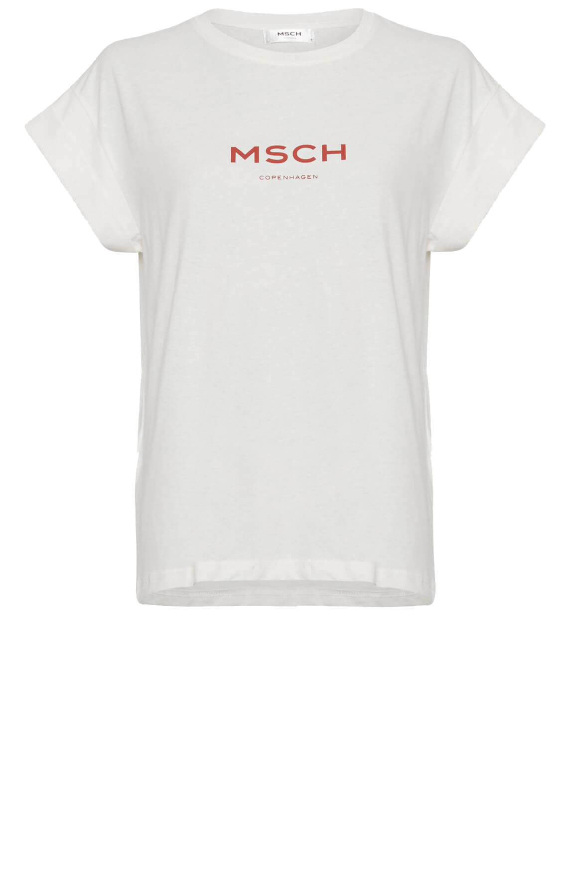 Moss Copenhagen Dames MSCH shirt wit