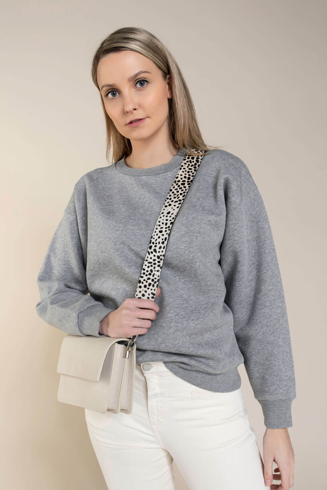 Closed Dames Women sweater Grijs