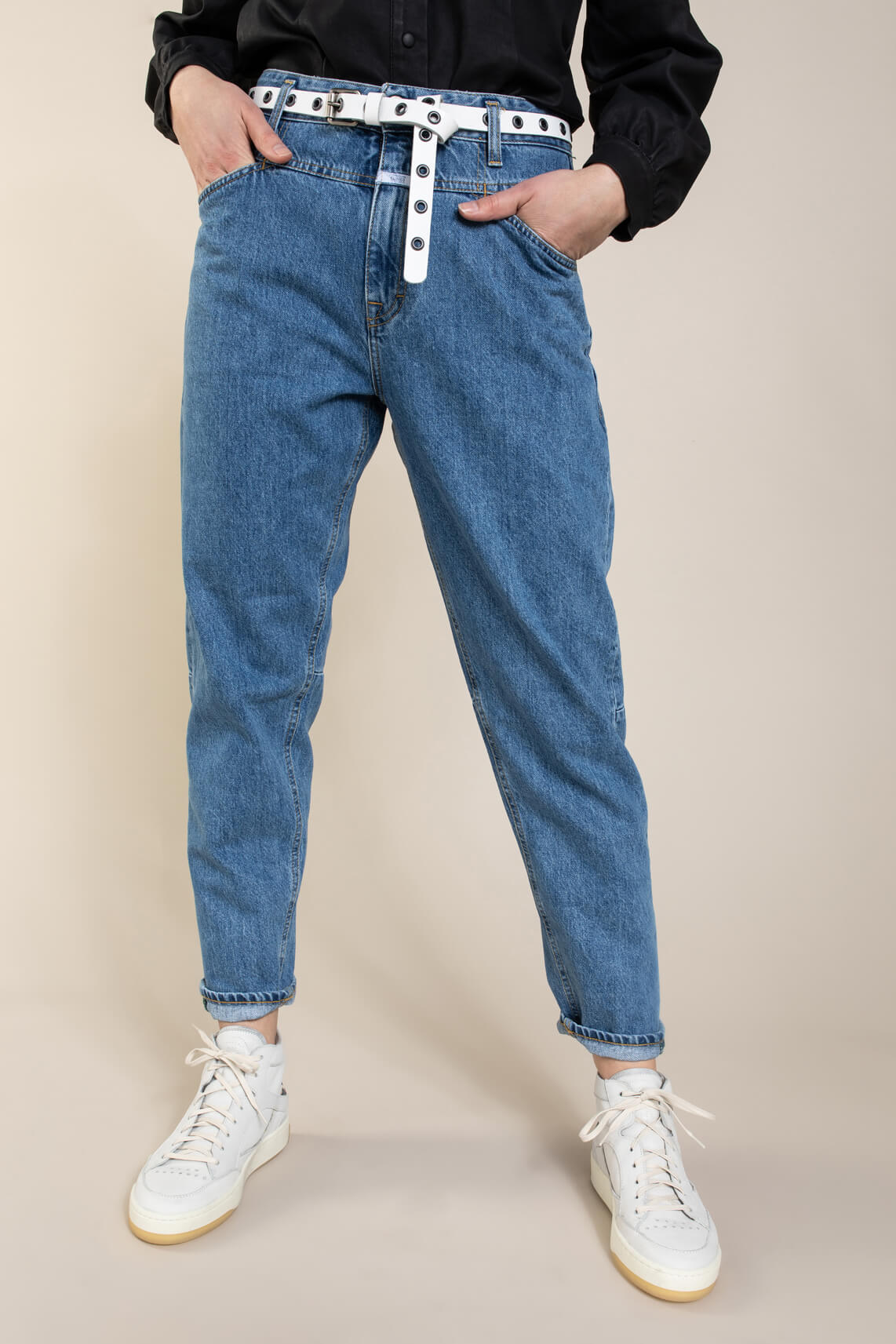 Closed Dames Jeans Blauw