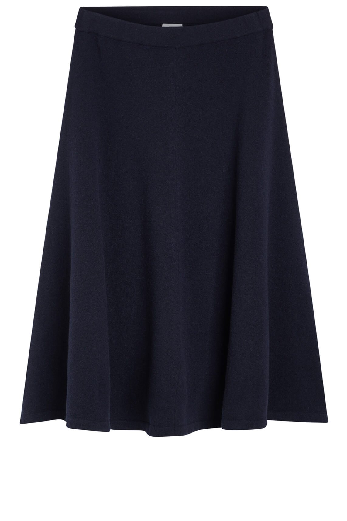 Closed Dames wollen rok Blauw