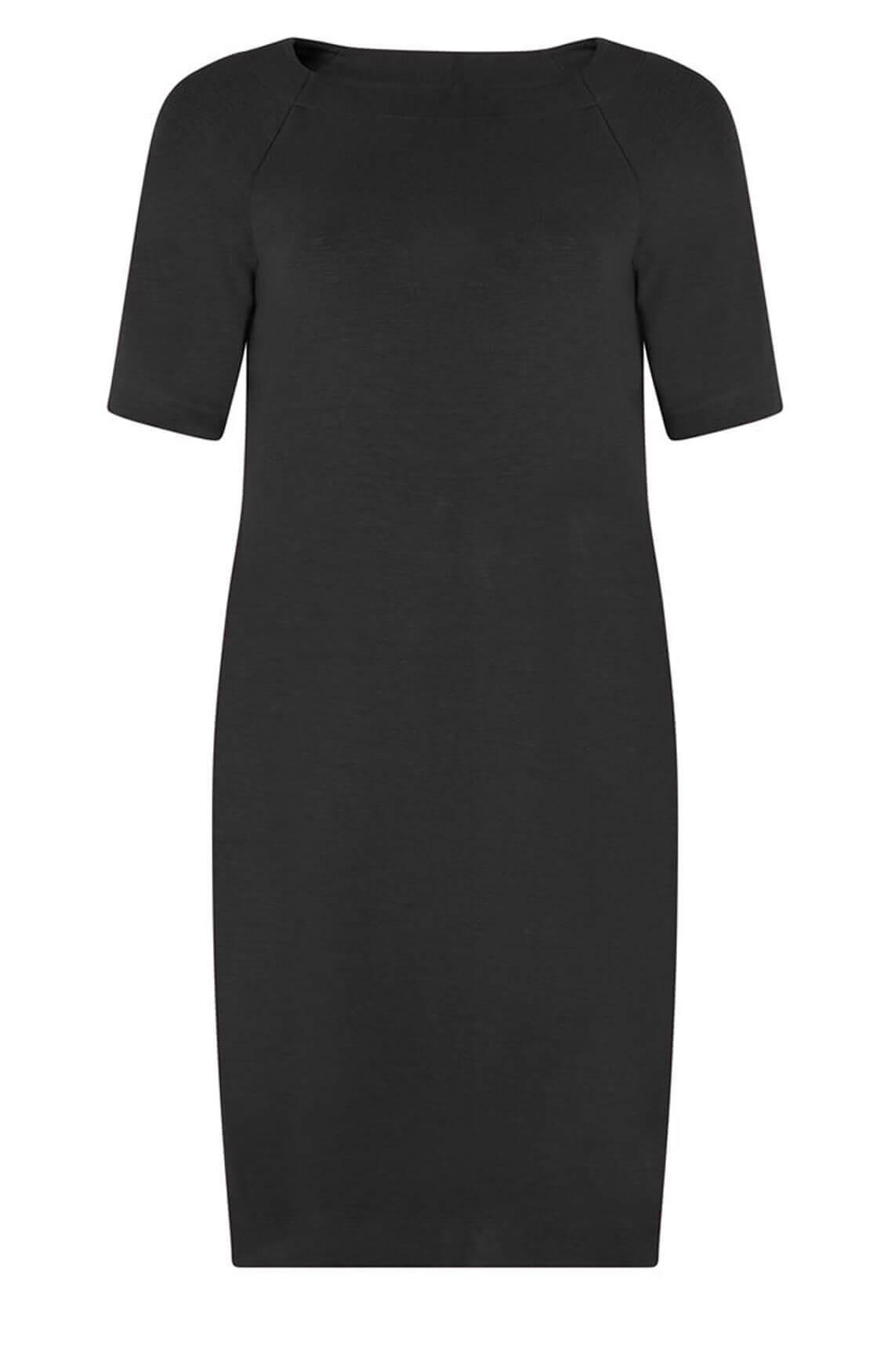 Kyra & Ko Dames Berry jurk Zwart