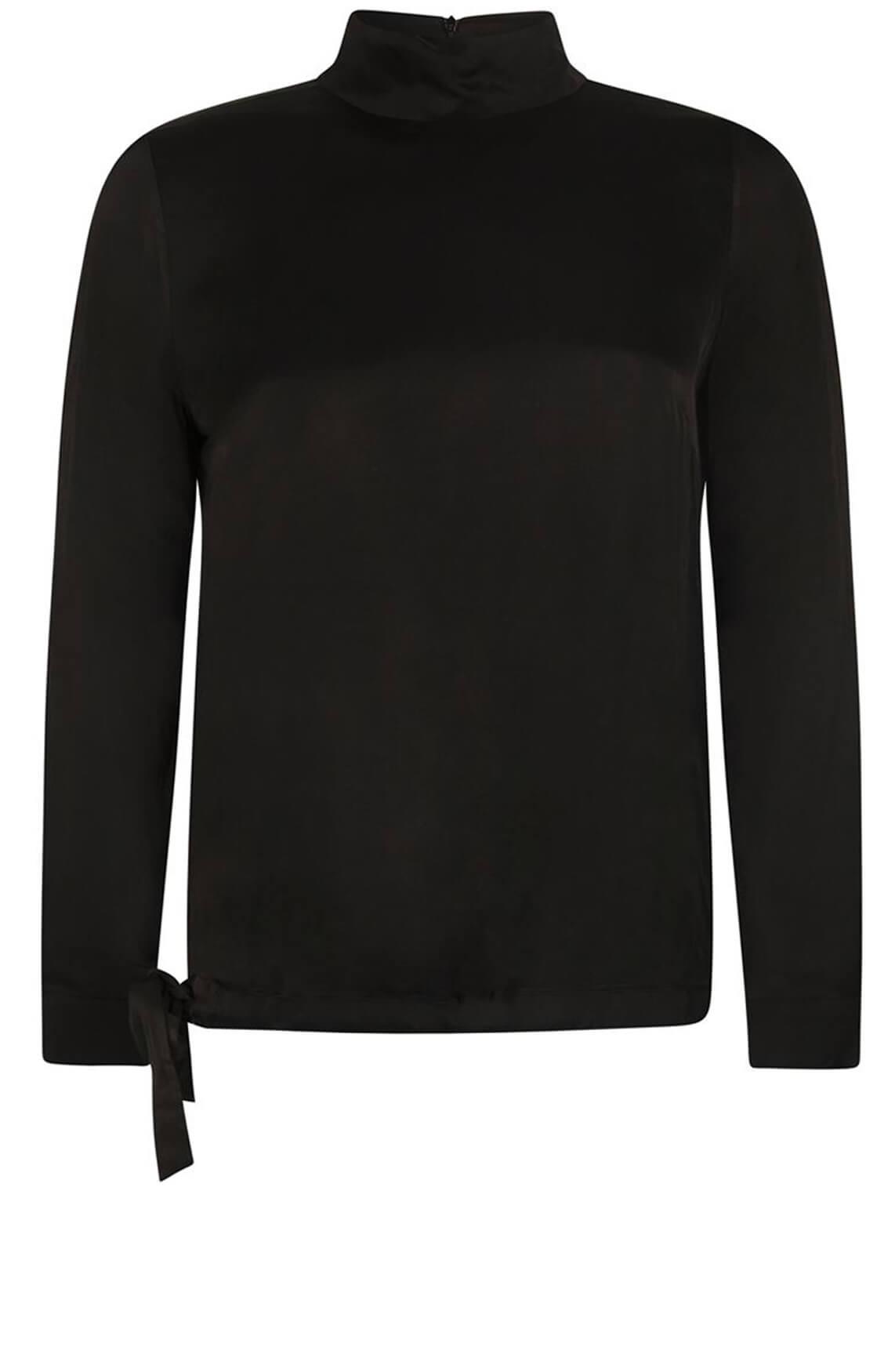Kyra & Ko Dames Alma blouse Zwart