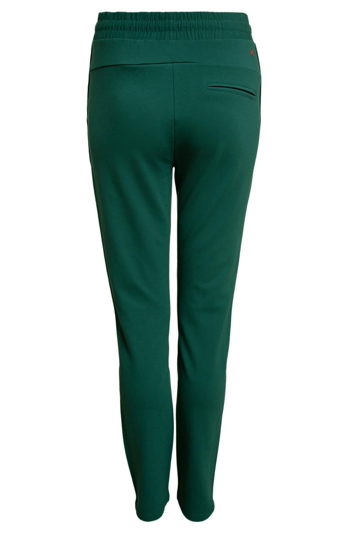 Anna Blue Dames Jogpant groen