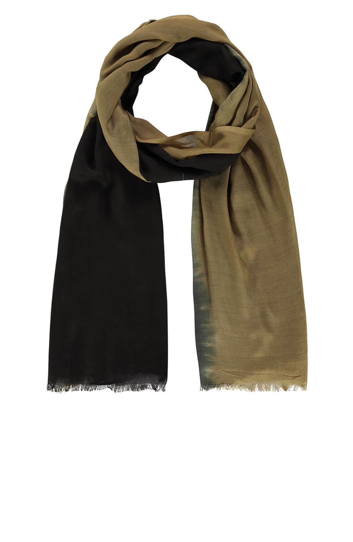 Kyra & Ko Dames Pip shawl Groen