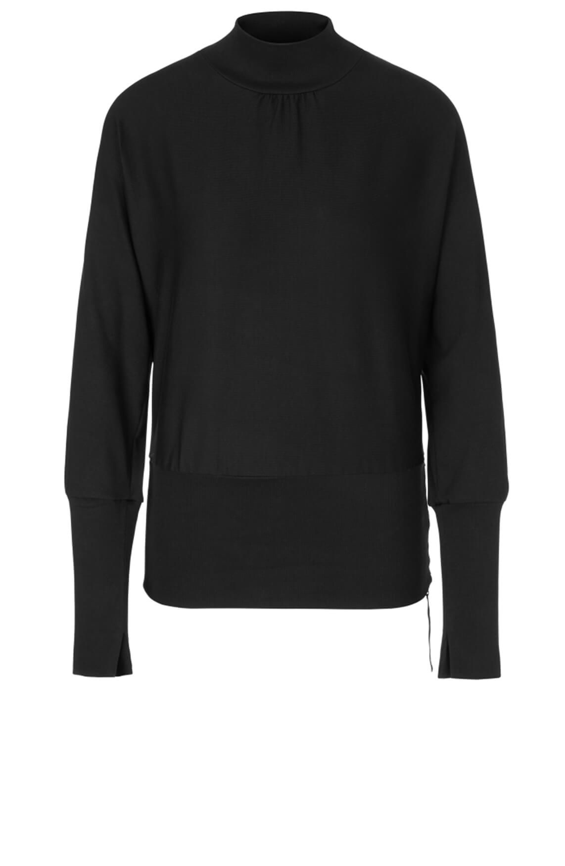 Marccain Sports Dames Shirt met cut-out zwart