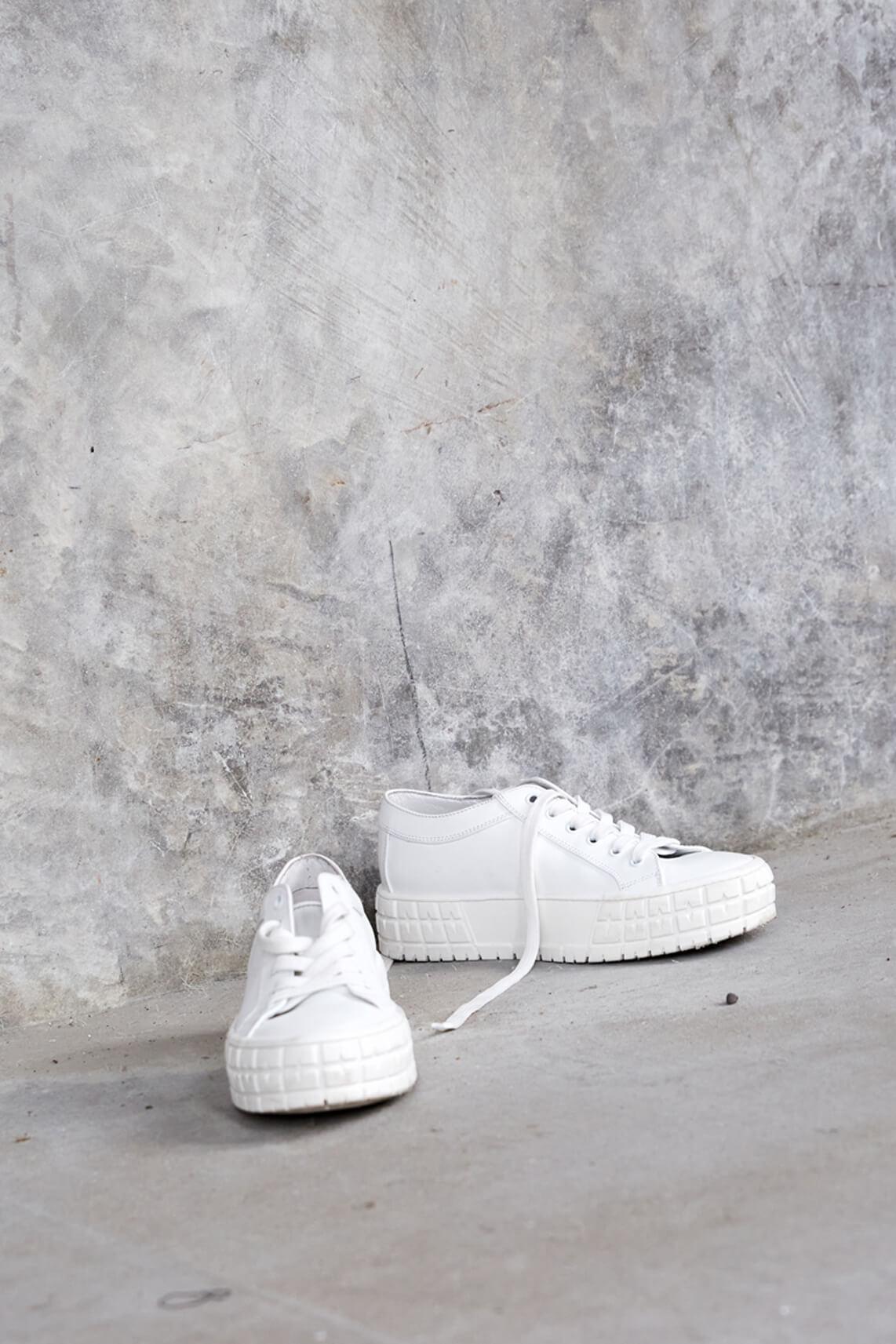Hip Dames Sneaker Wit