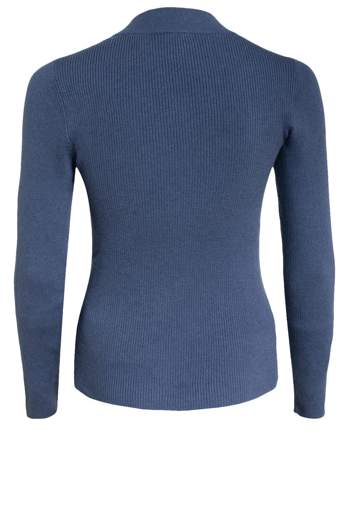 Levi s Dames Stretch pullover Blauw