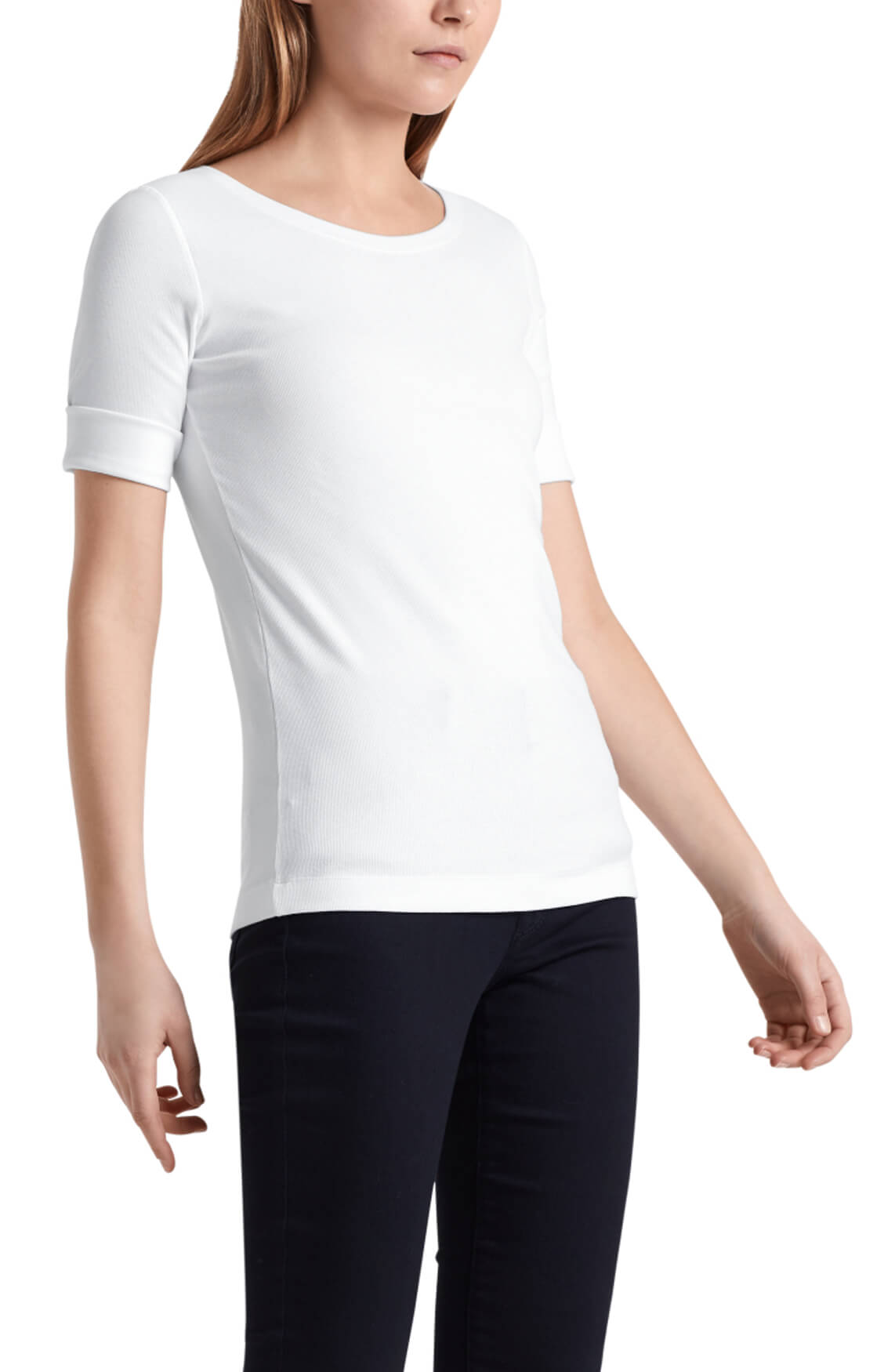 Marccain Sports Dames Shirt Wit