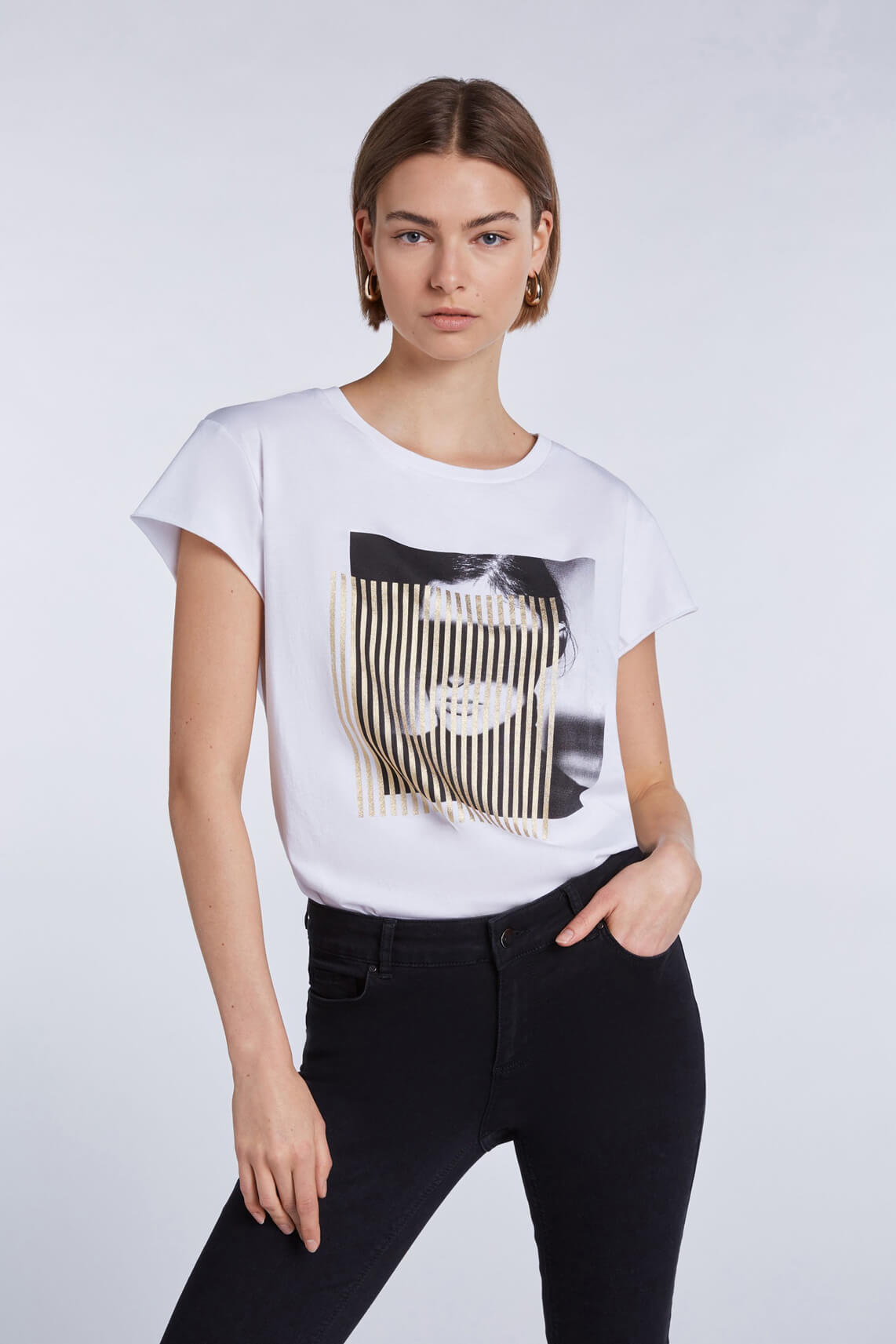 Set Dames Shirt wit