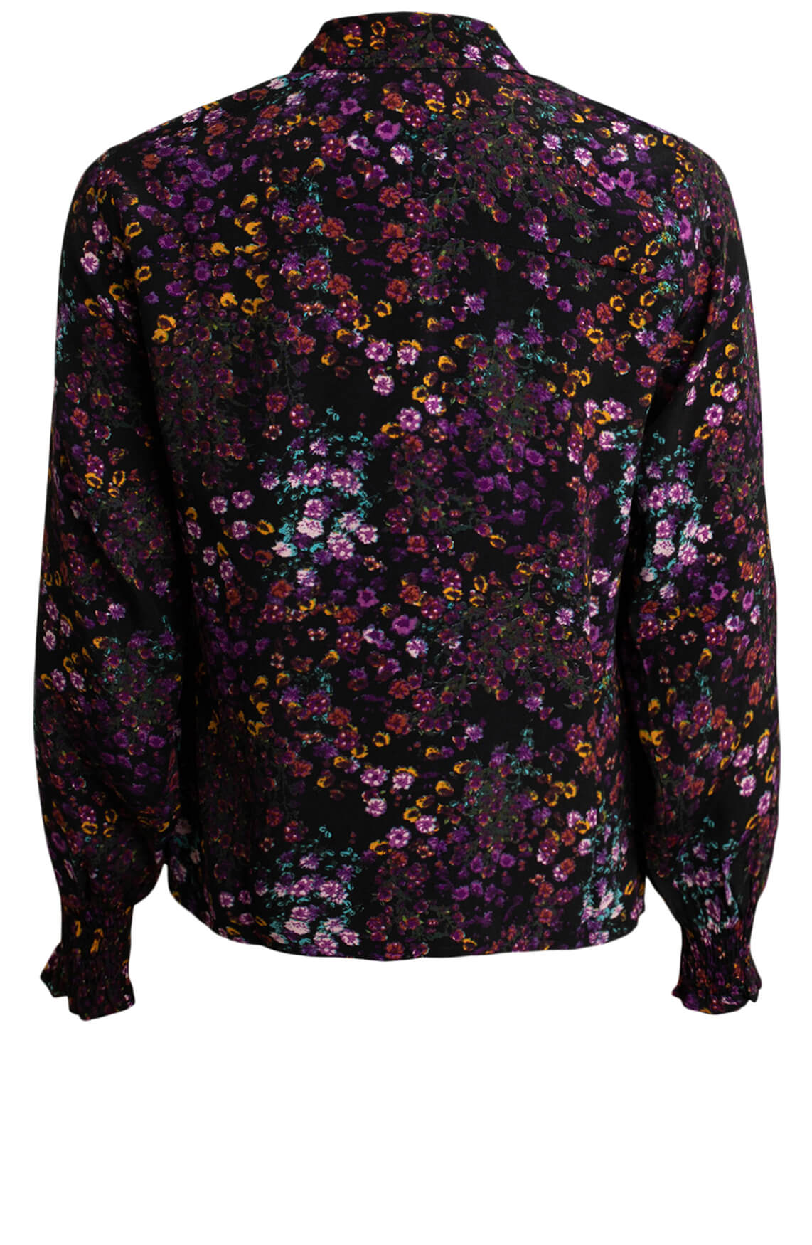 Alix The Label Dames Ditsy flower blouse Paars