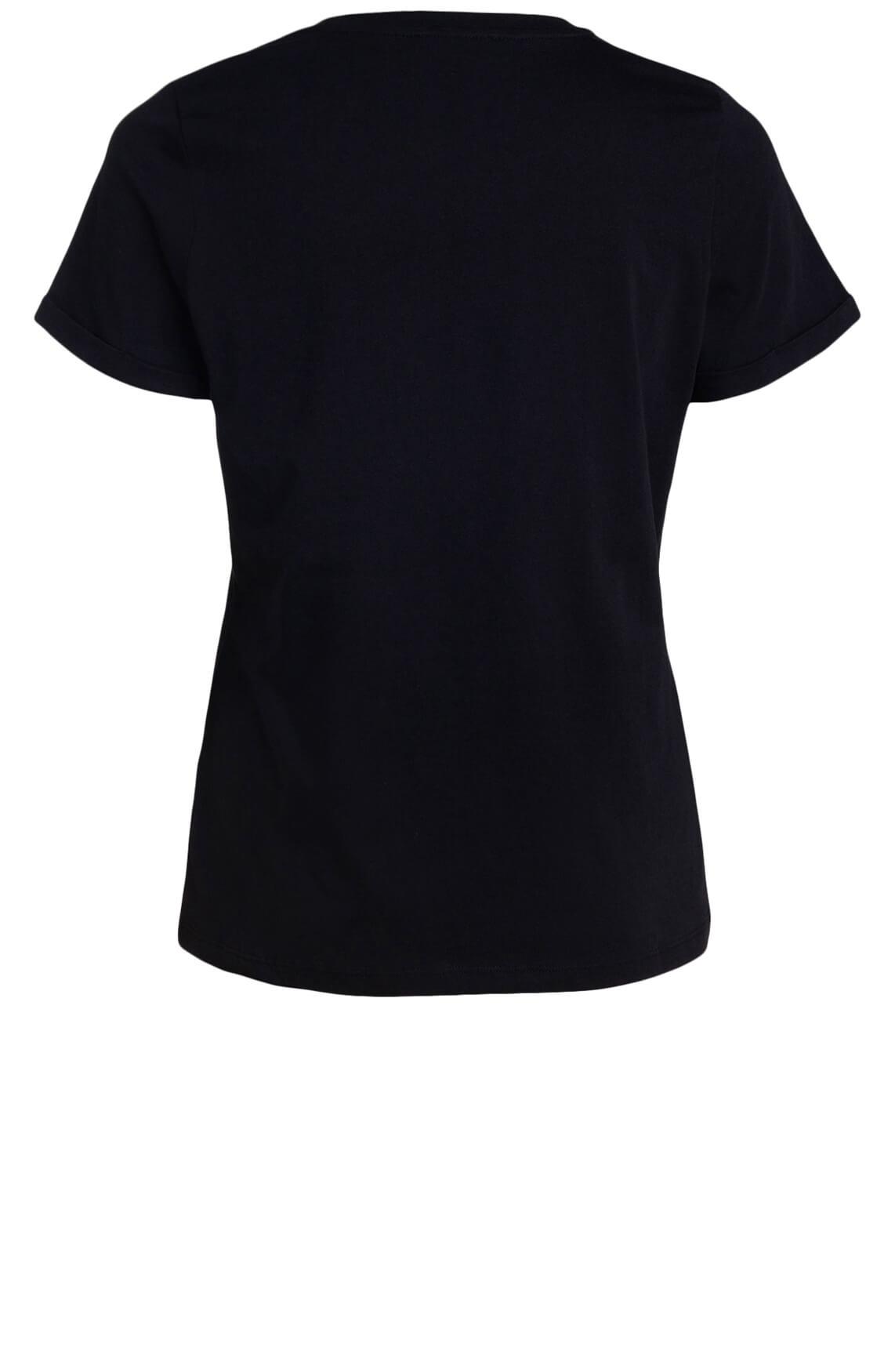 Anna Dames Shirt PWRWMN zwart