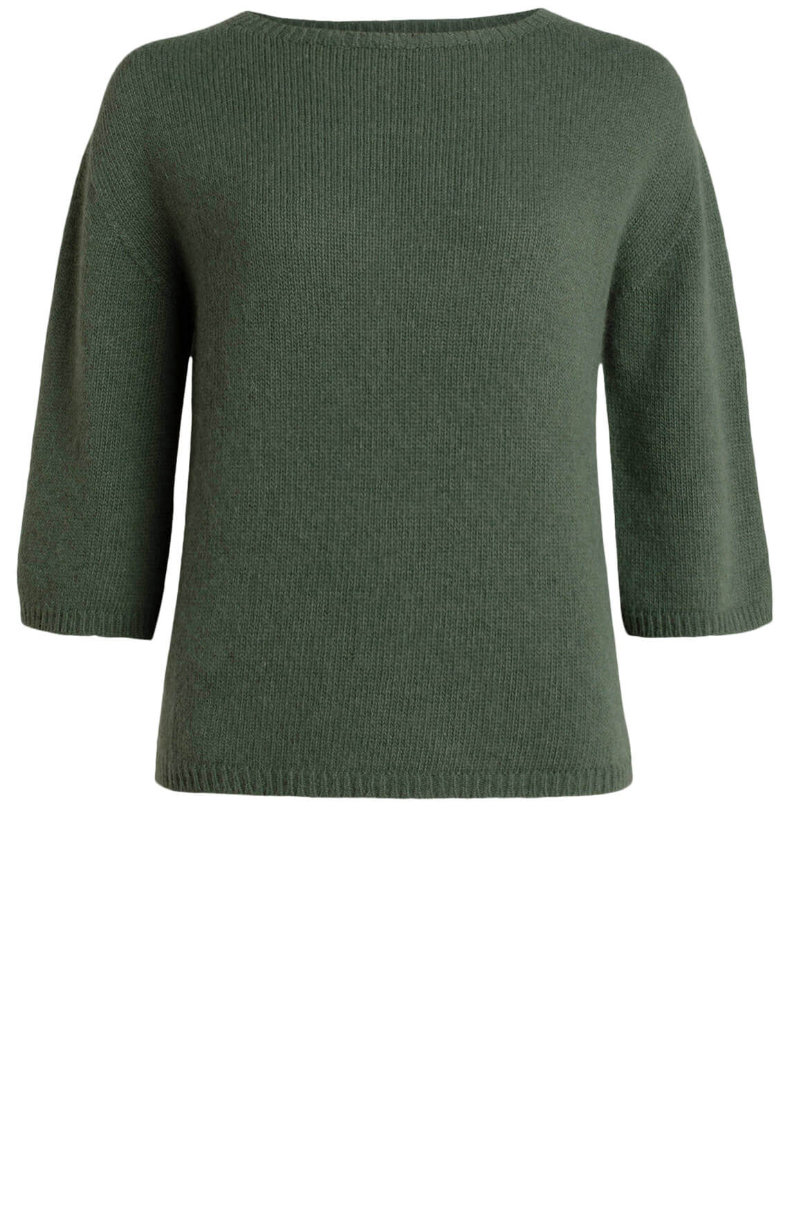 La Fée Maraboutée Dames Gebreide pullover groen