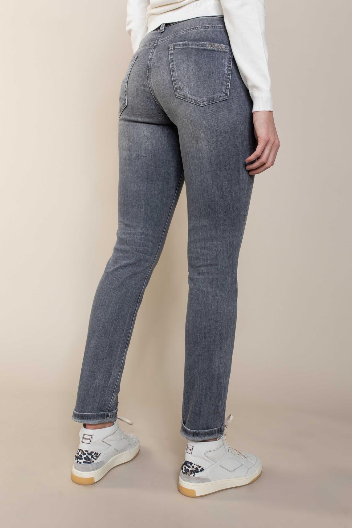 Cambio Dames Parla jeans Grijs