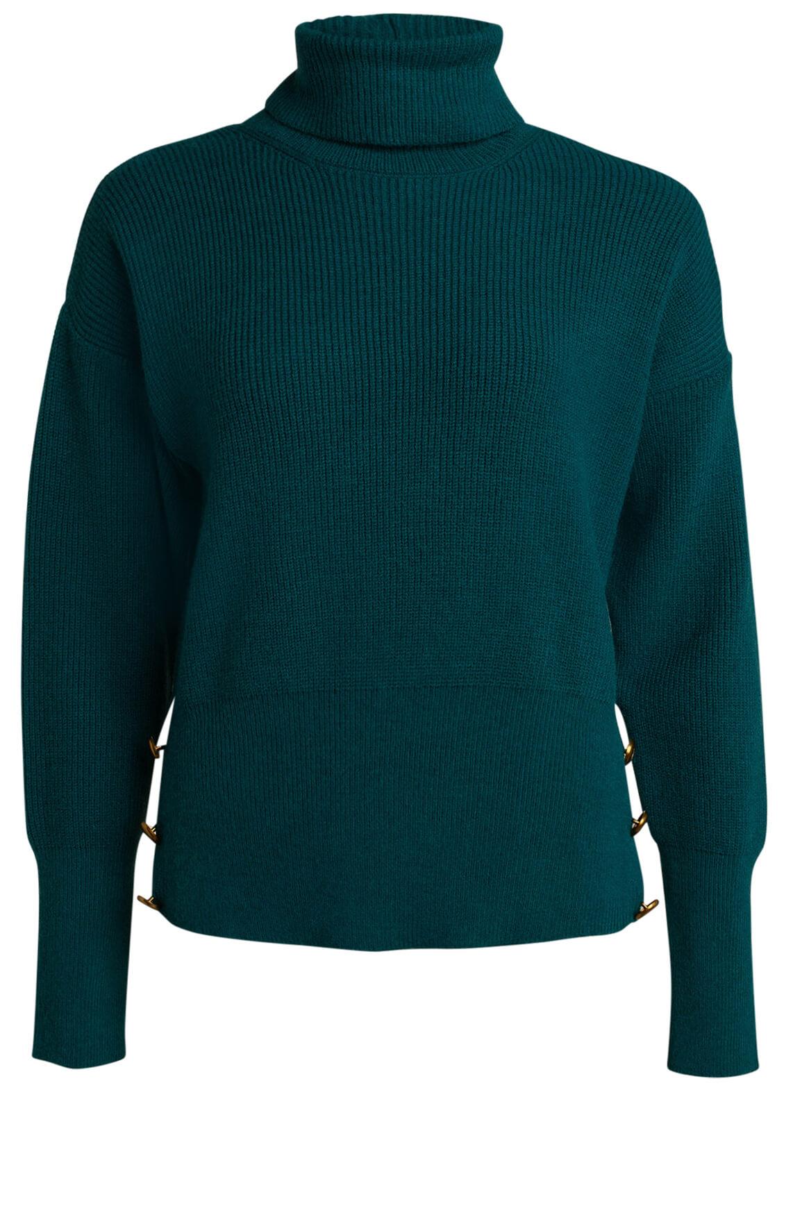 Kocca Dames Ciske pullover groen