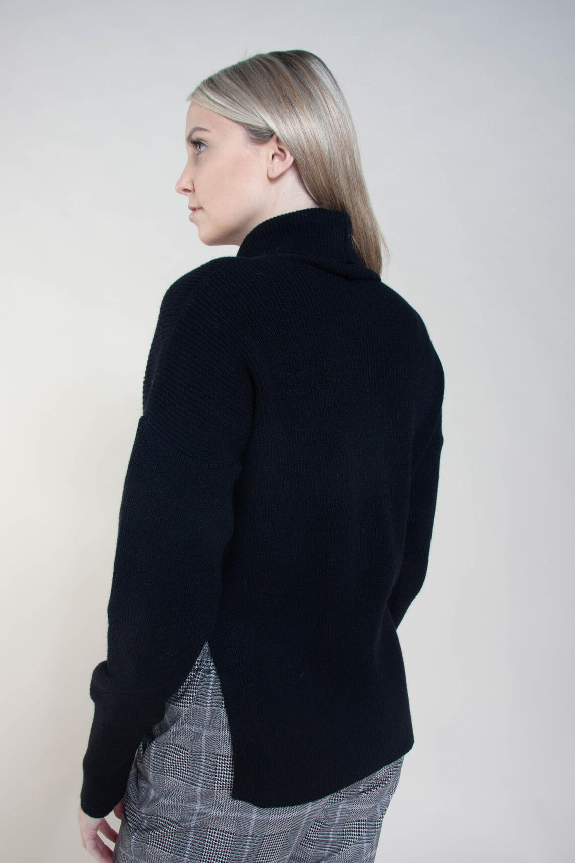 Kocca Dames Ciske pullover zwart