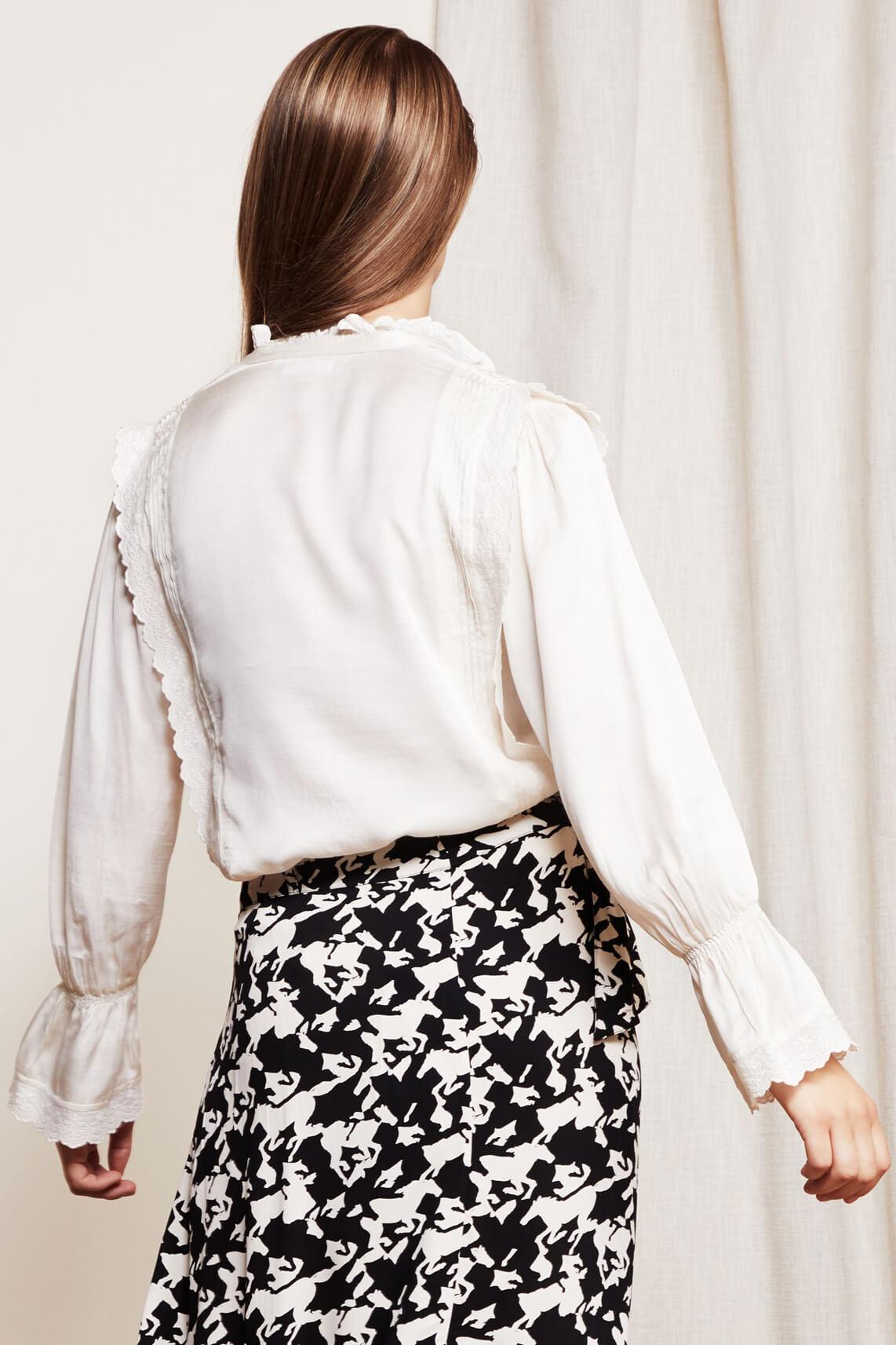 Fabienne Chapot Dames Austin blouse wit