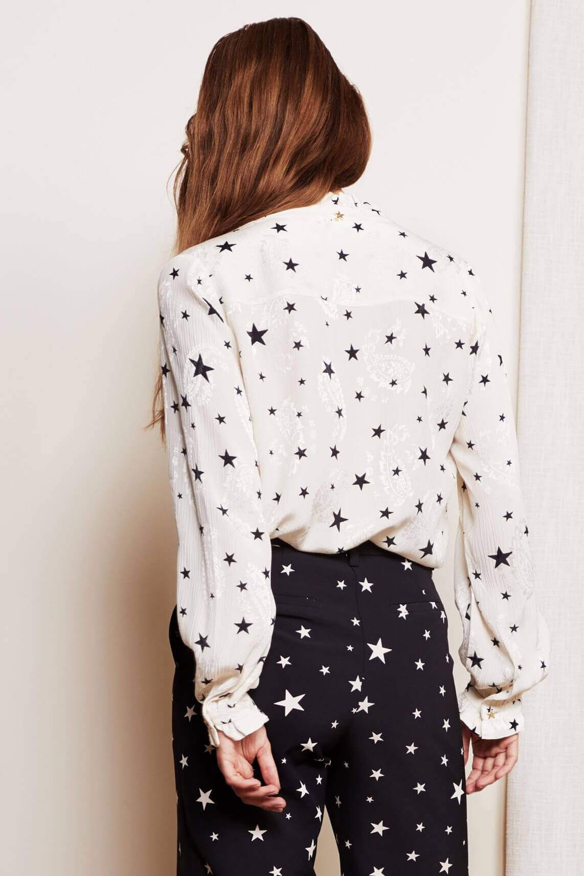Fabienne Chapot Dames Garden Cato blouse wit